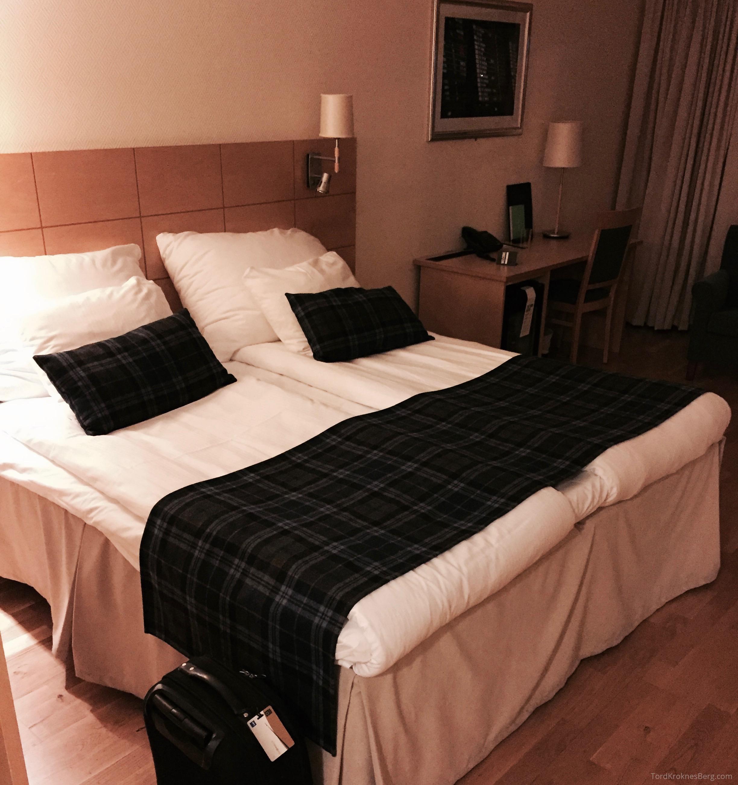 Clarion Hotel & Congress Gardermoen rom