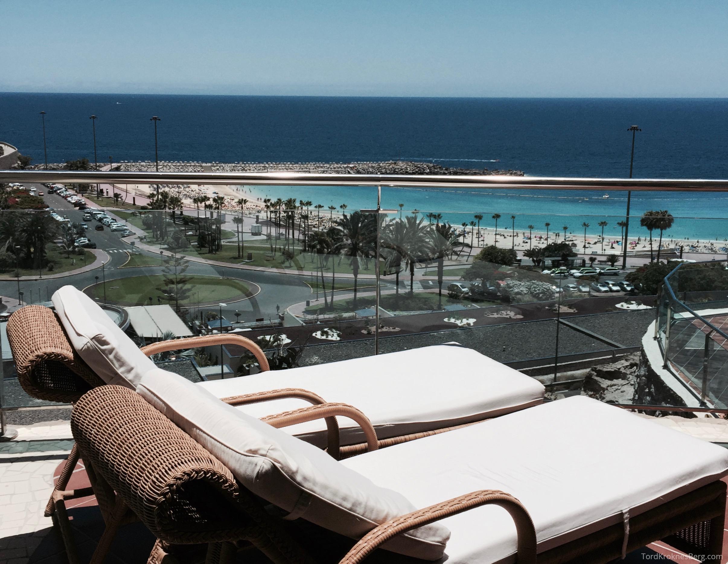 Gloria Palace Royal Hotel & Spa balkong