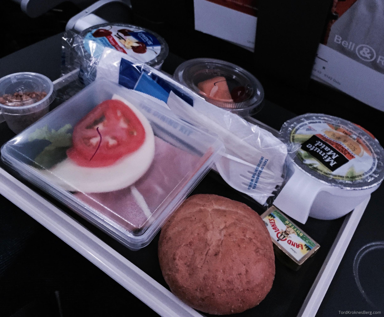 SAS Go mat - frokost