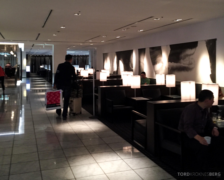 ANA Lounge Tokyo Narita sitteplasser