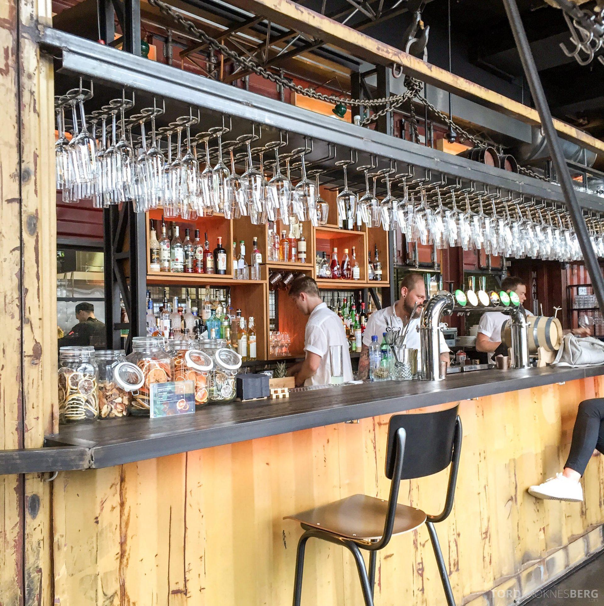 Cargo Sørenga Oslo bar