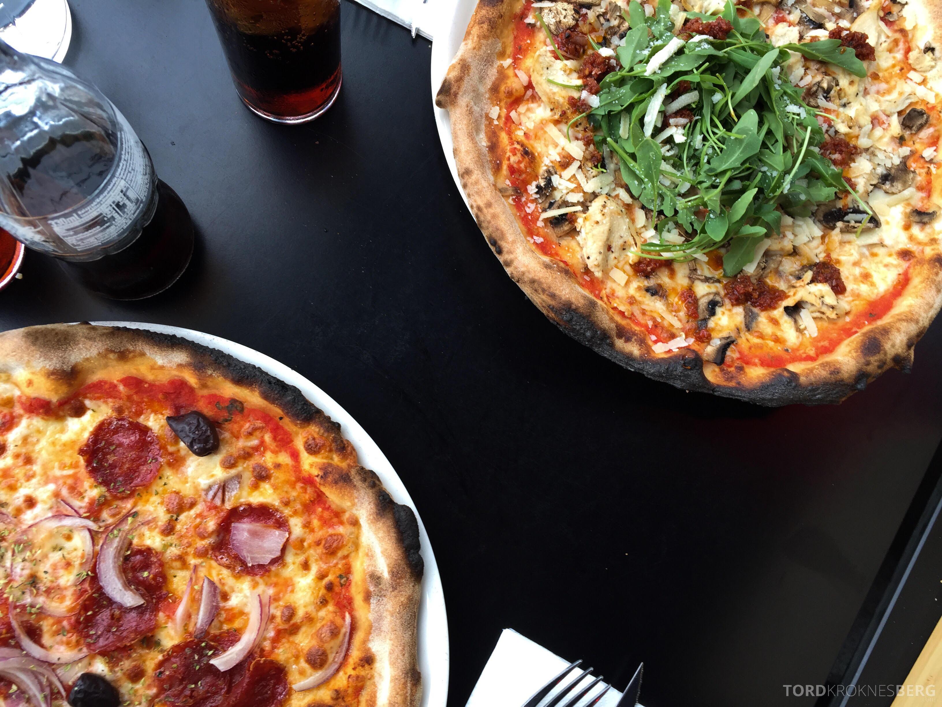 Cargo Sørenga Oslo pizza