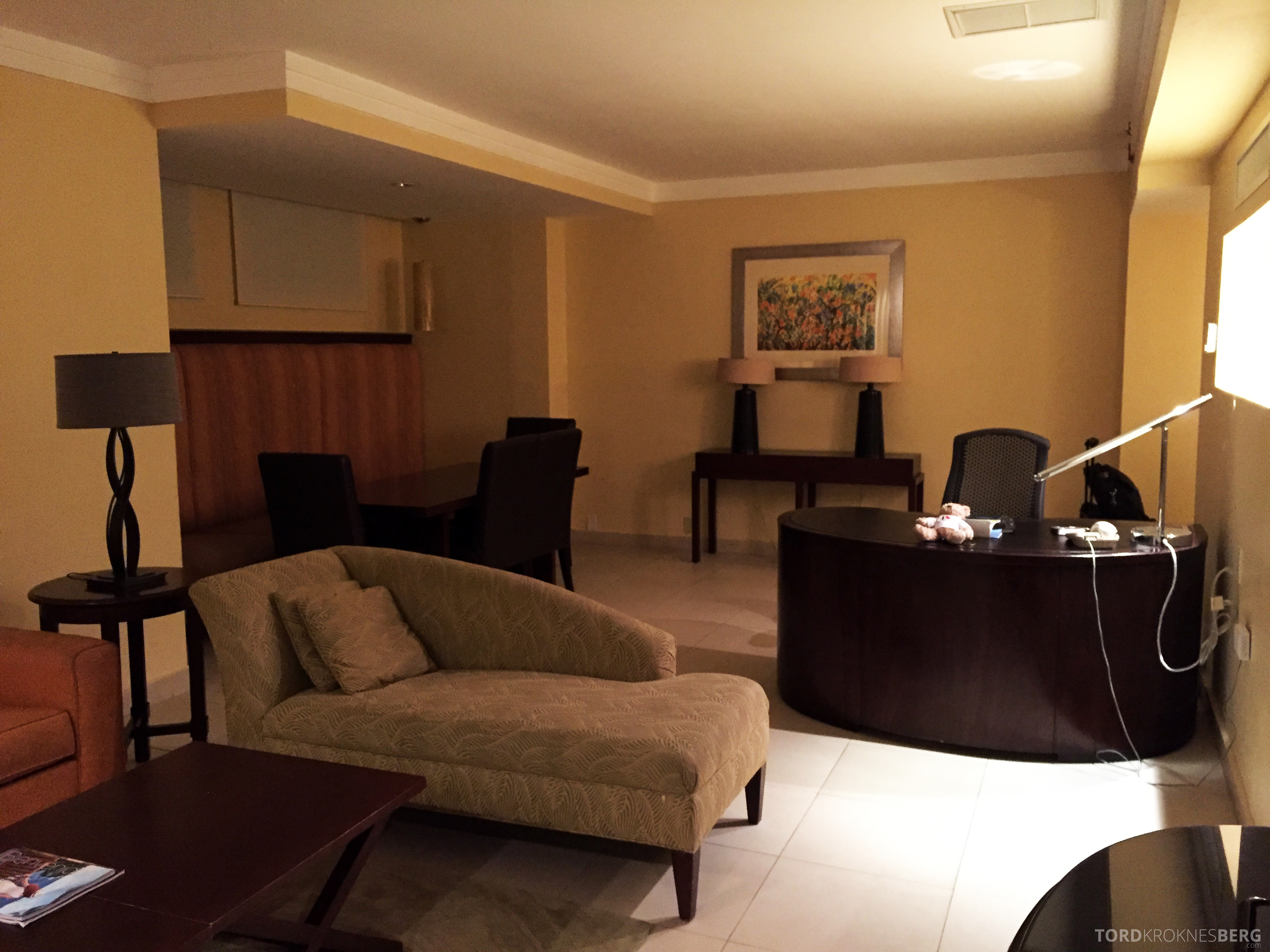 Caribe Hilton Garden Wing suite
