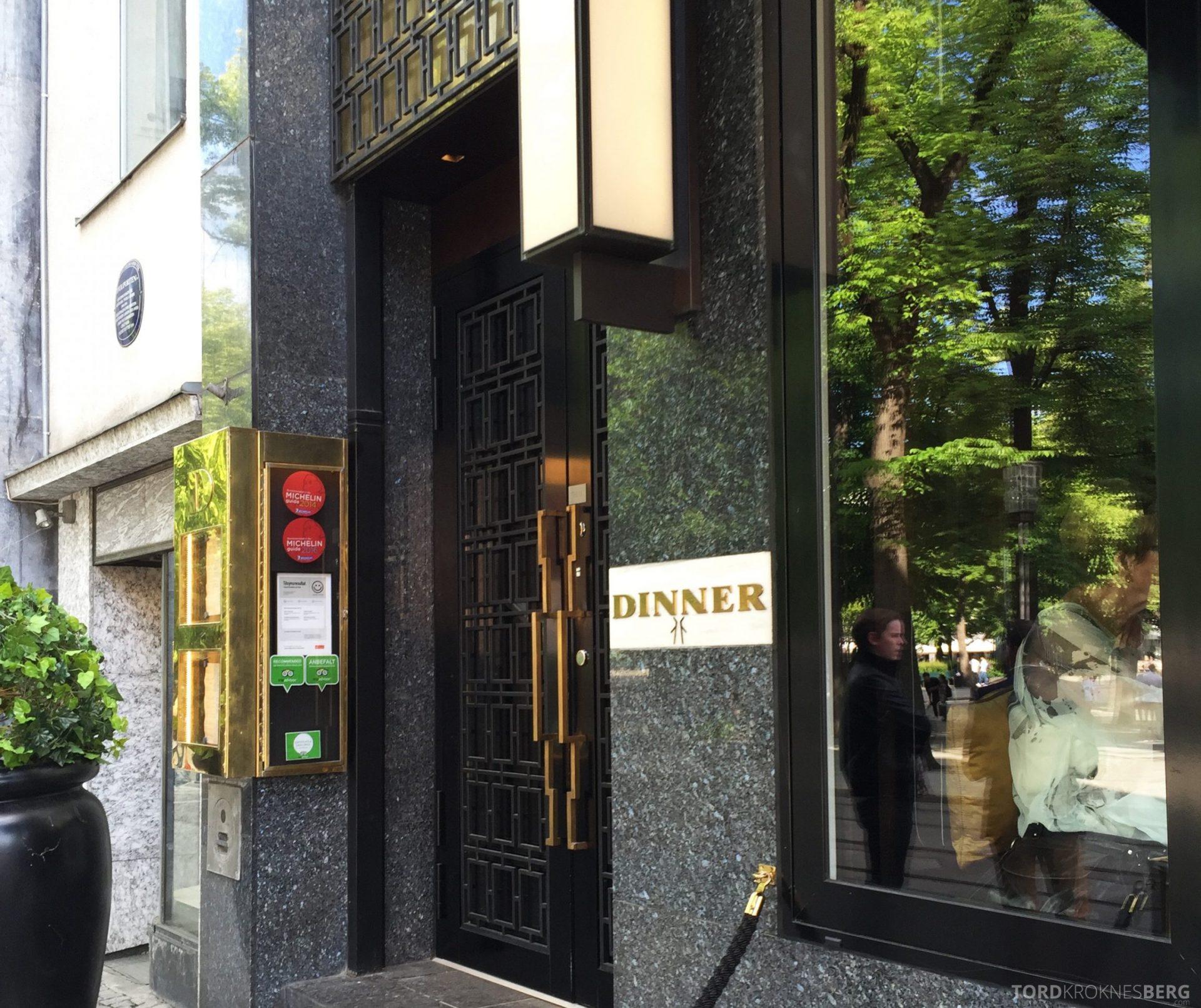 Restaurant Dinner i Oslo