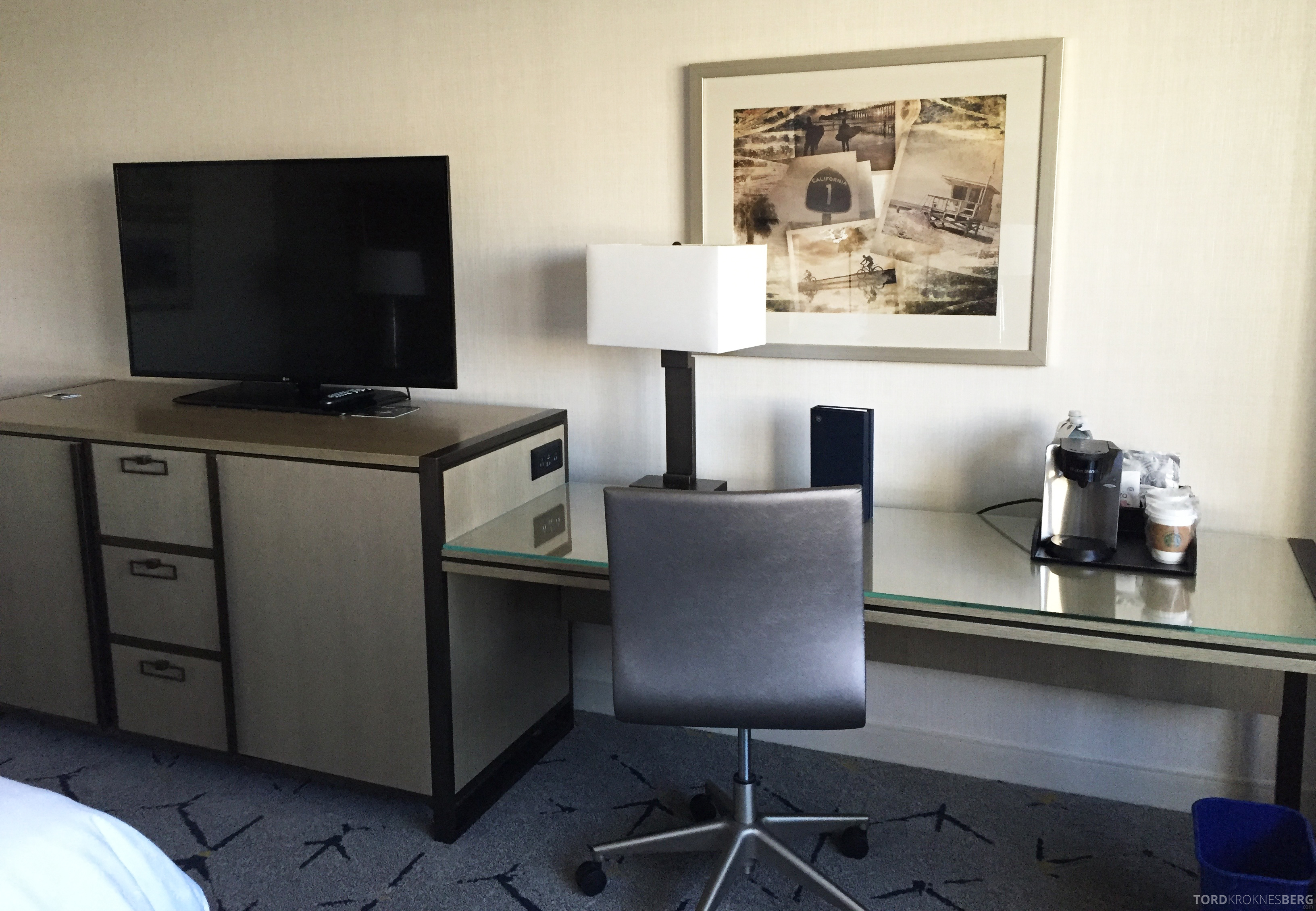 Sheraton Gateway LAX kontor