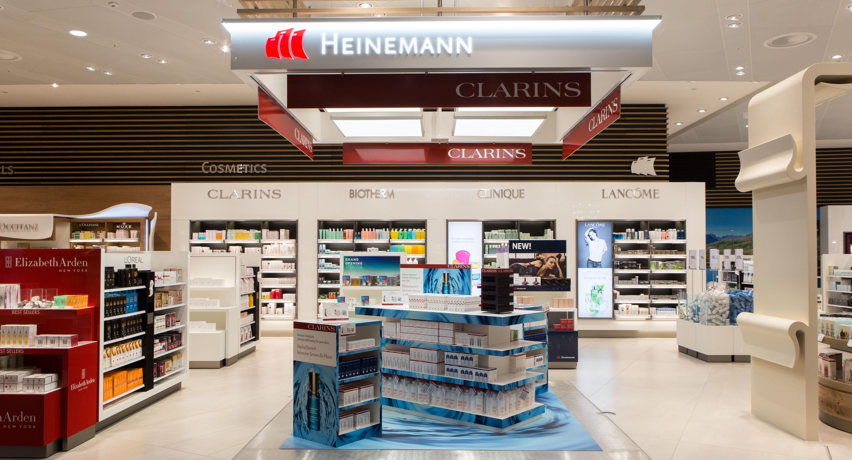 Ny duftavdeling for menn og mer kosmetikk for kvinner