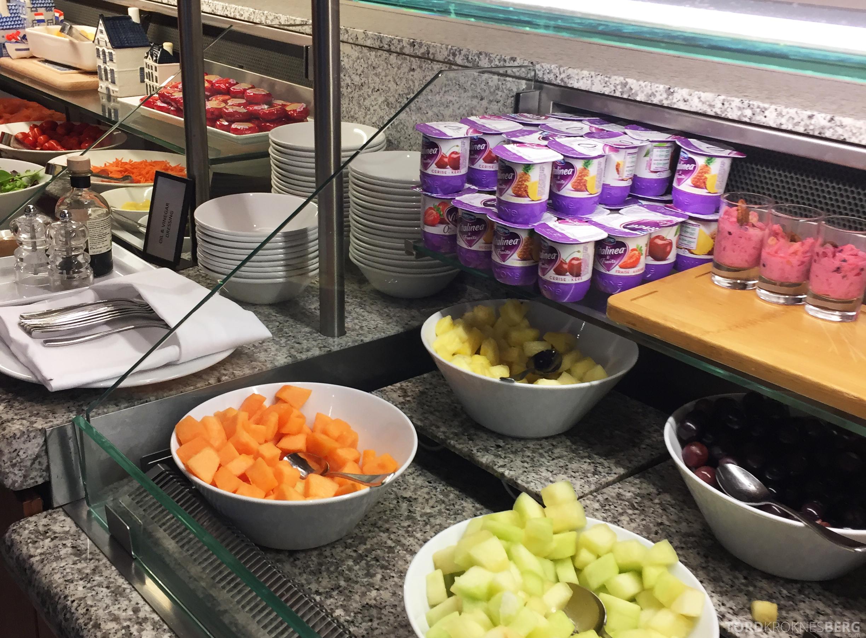 Hilton Amsterdam frokostbuffet