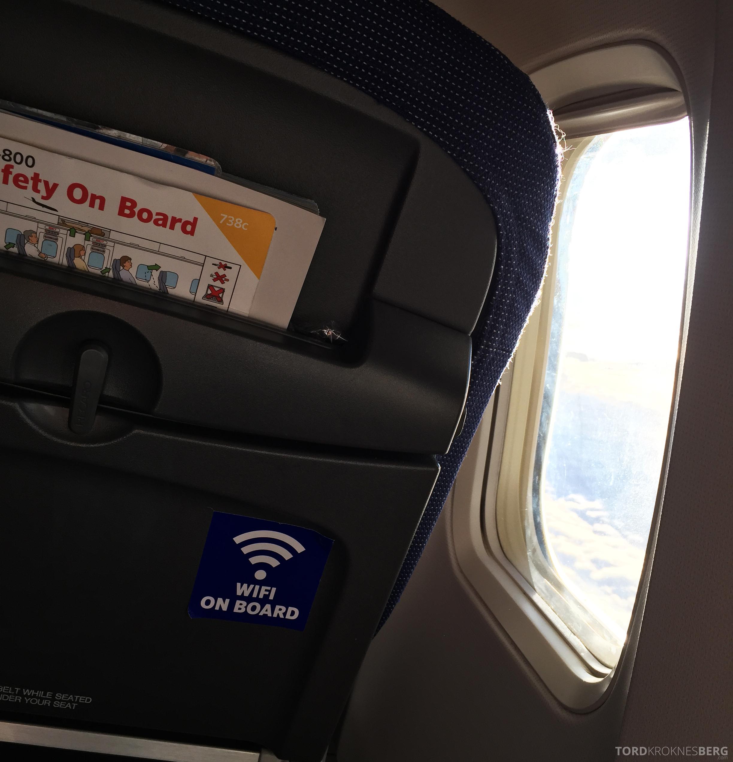SAS Go Light Amsterdam Wi-Fi