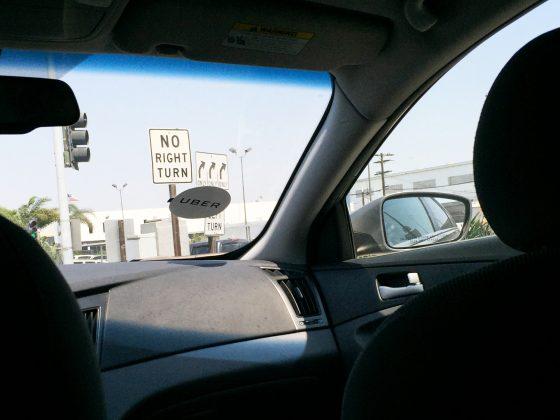 Uber Los Angeles erfaringer