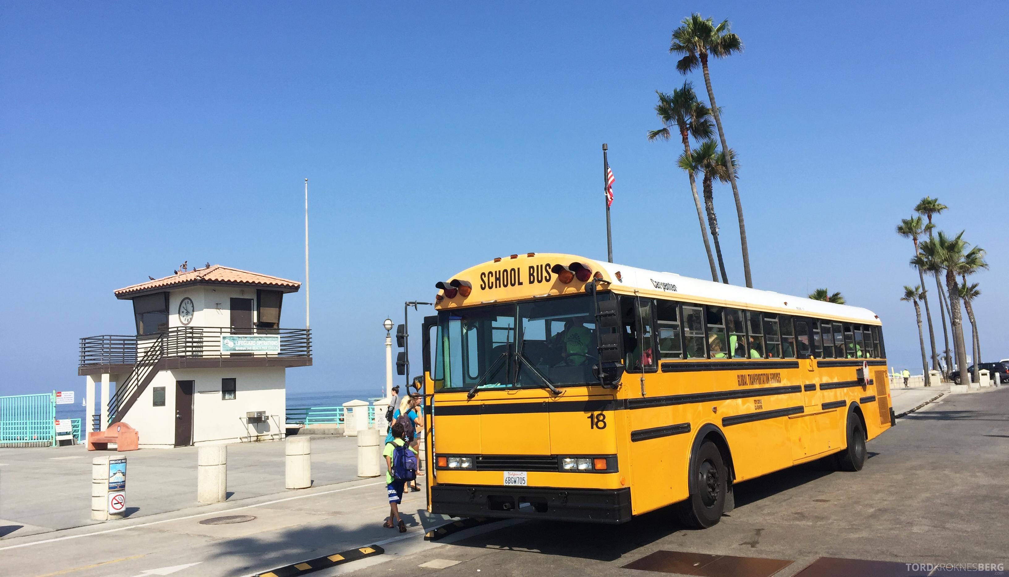 Uber Los Angeles buss