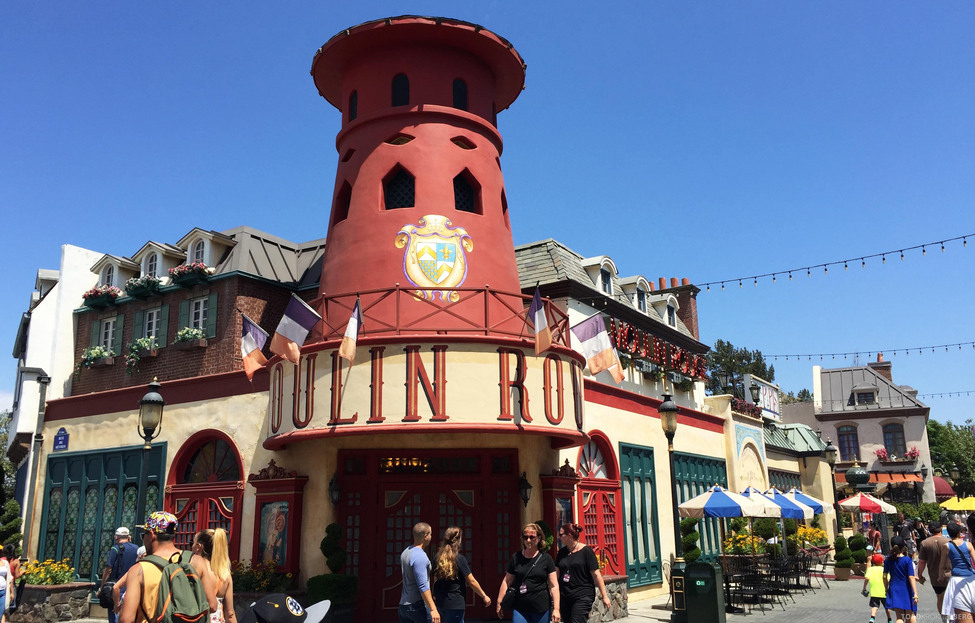 Universal Studios Hollywood Paris