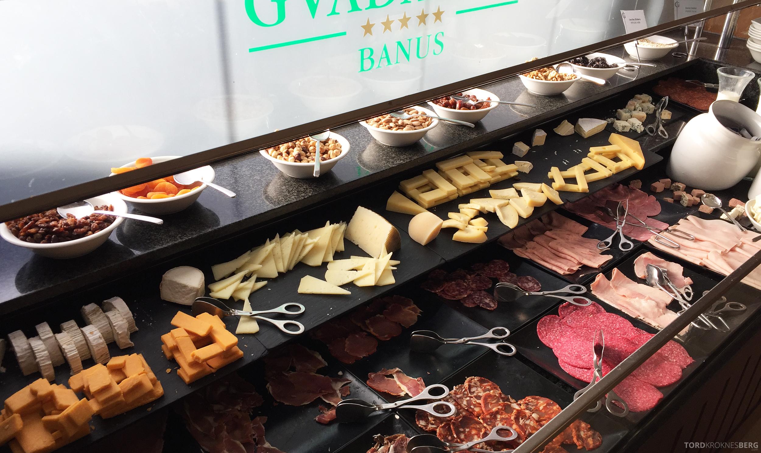 Gran Hotel Guadalpin Banus Marbella frokostbuffet