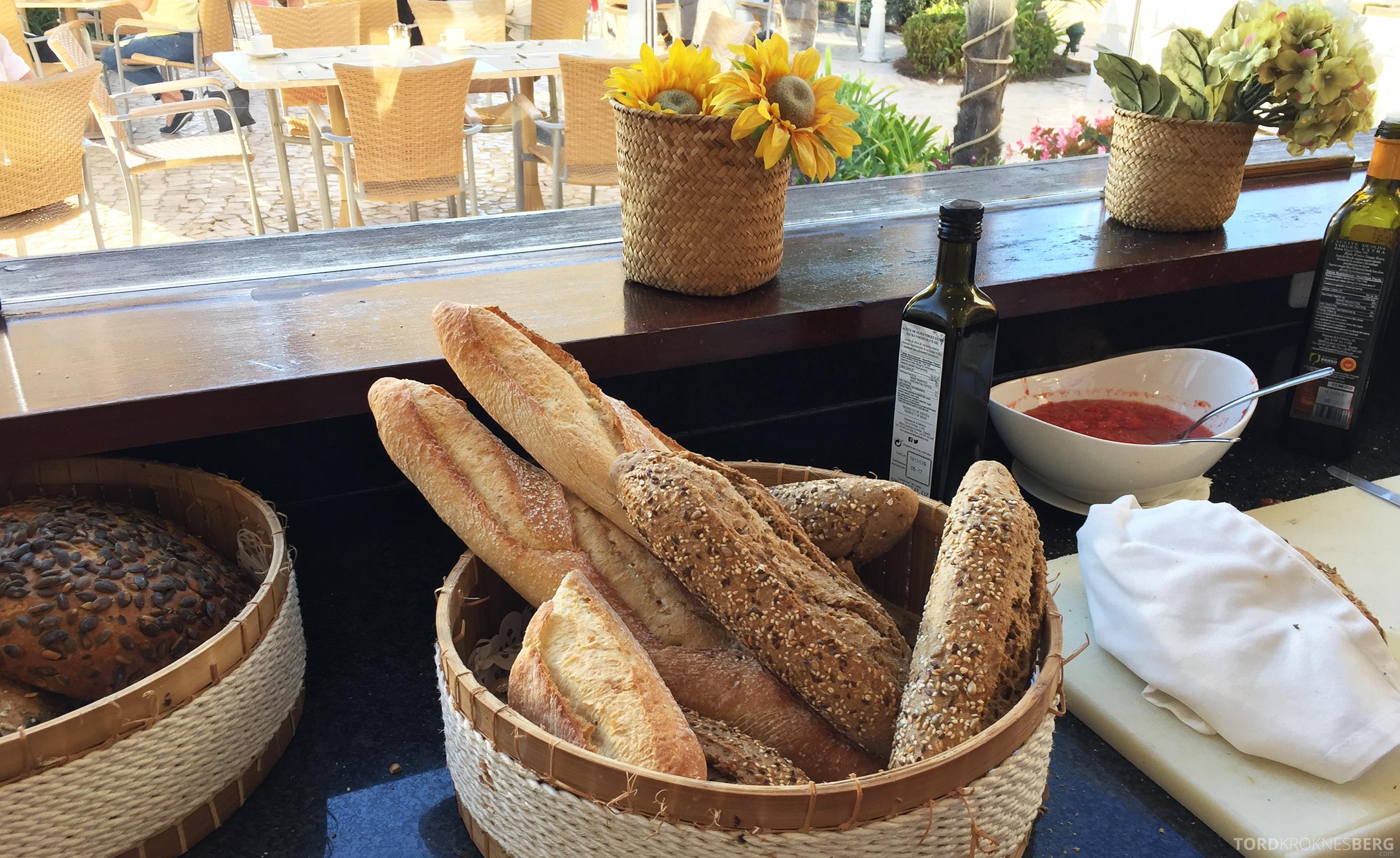 Gran Hotel Guadalpin Banus Marbella brød