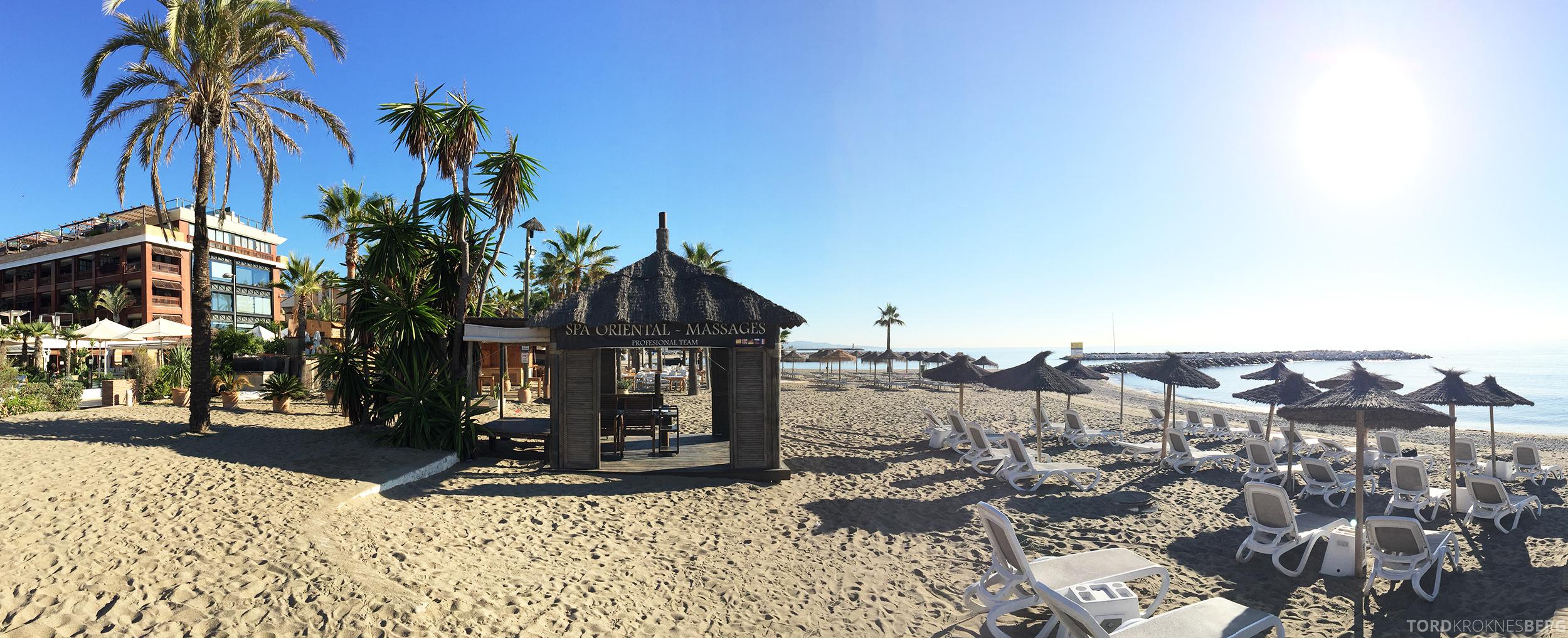 Gran Hotel Guadalpin Banus Marbella strand