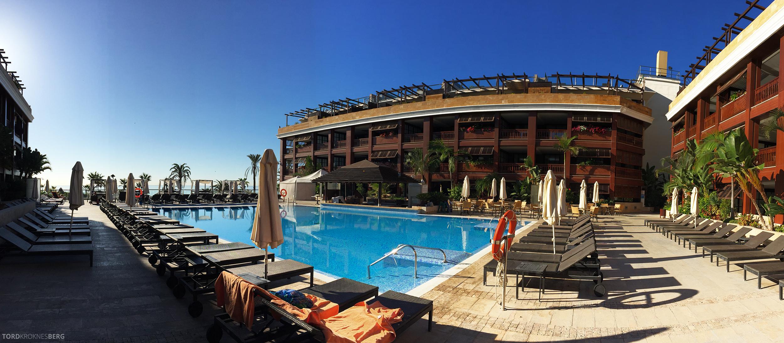 Gran Hotel Guadalpin Banus Marbella bassengområde