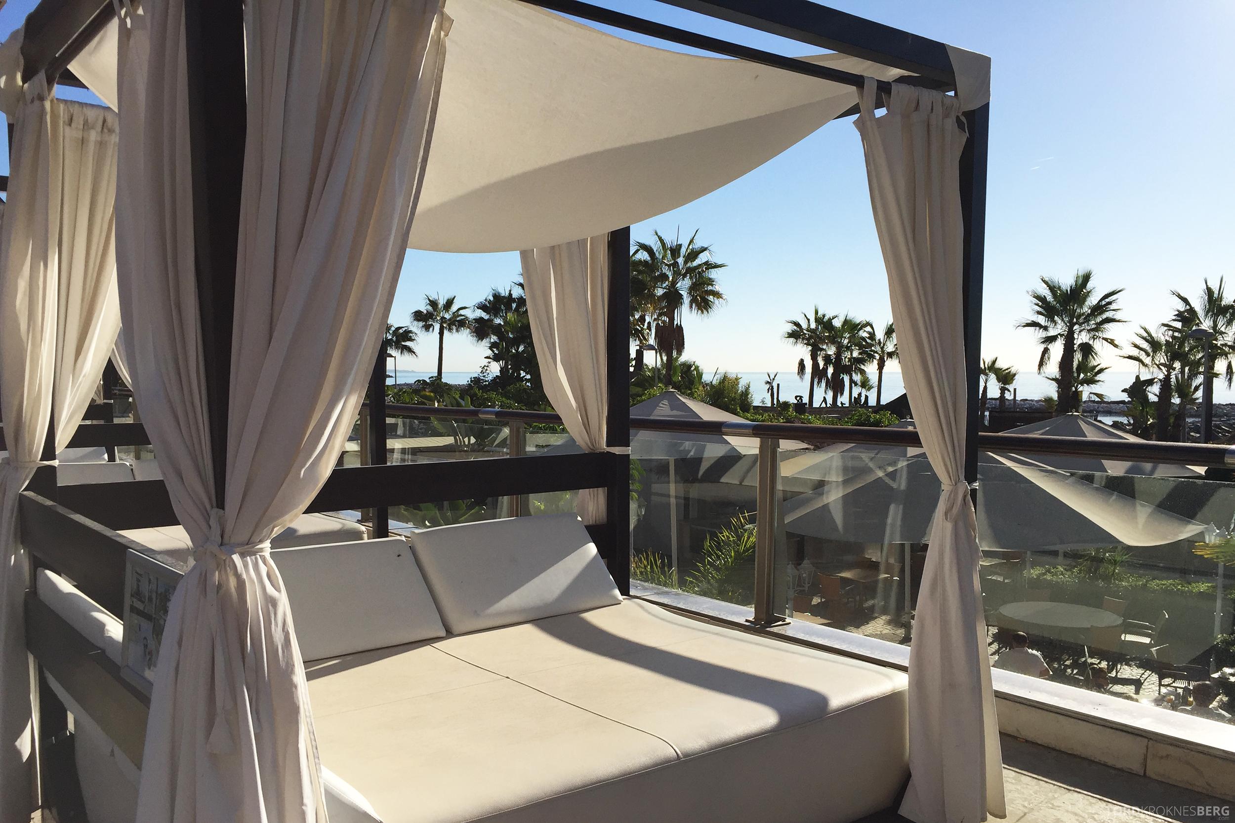 Gran Hotel Guadalpin Banus Marbella solseng