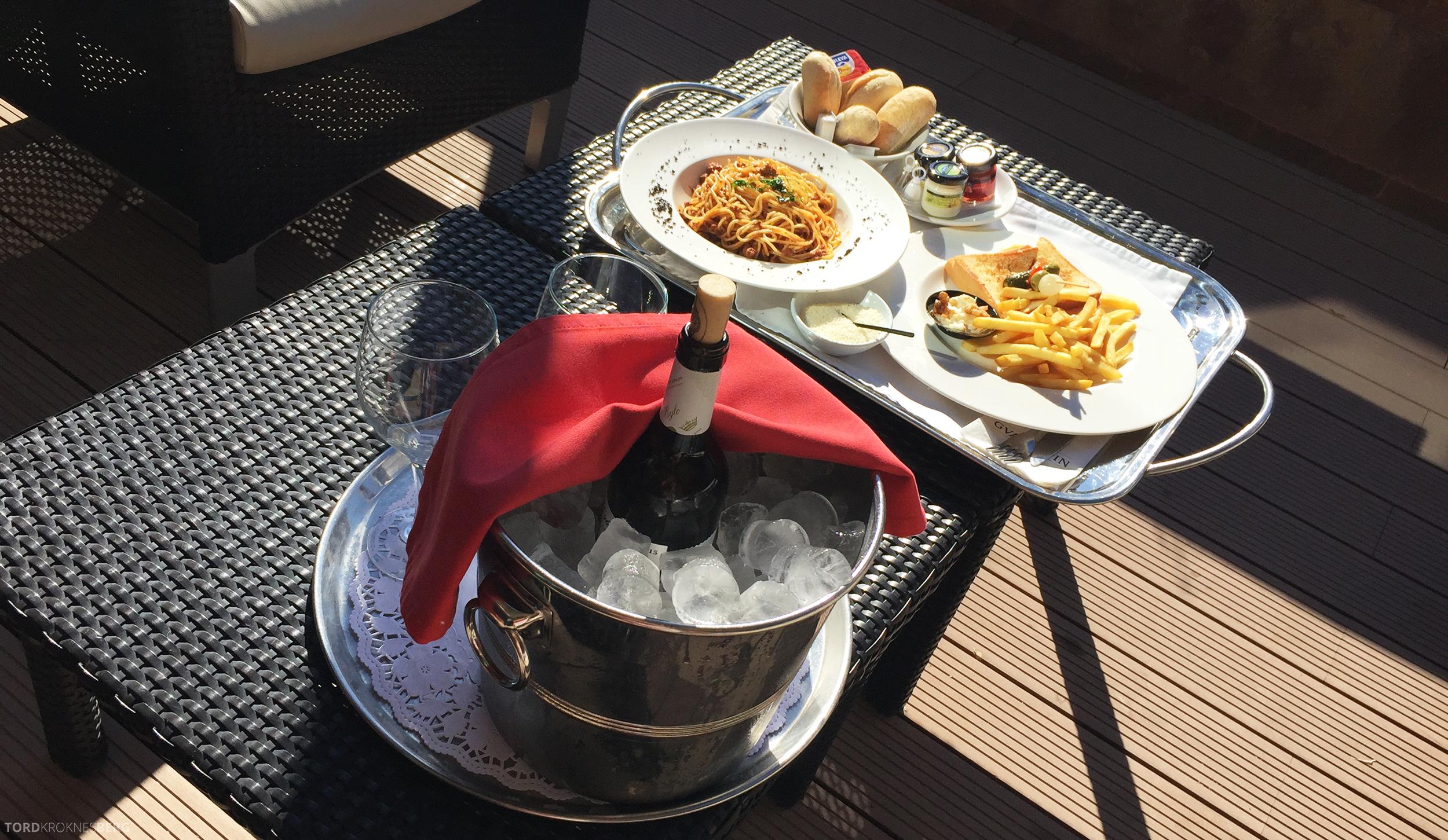 Gran Hotel Guadalpin Banus Marbella room service