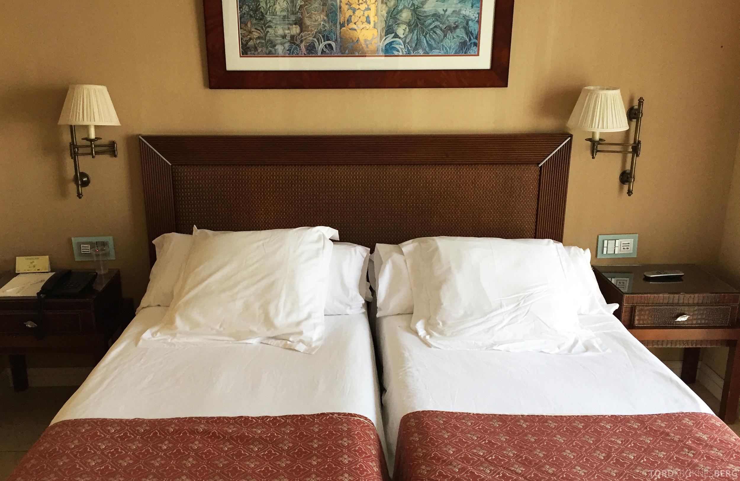 Gran Hotel Guadalpin Banus Marbella seng