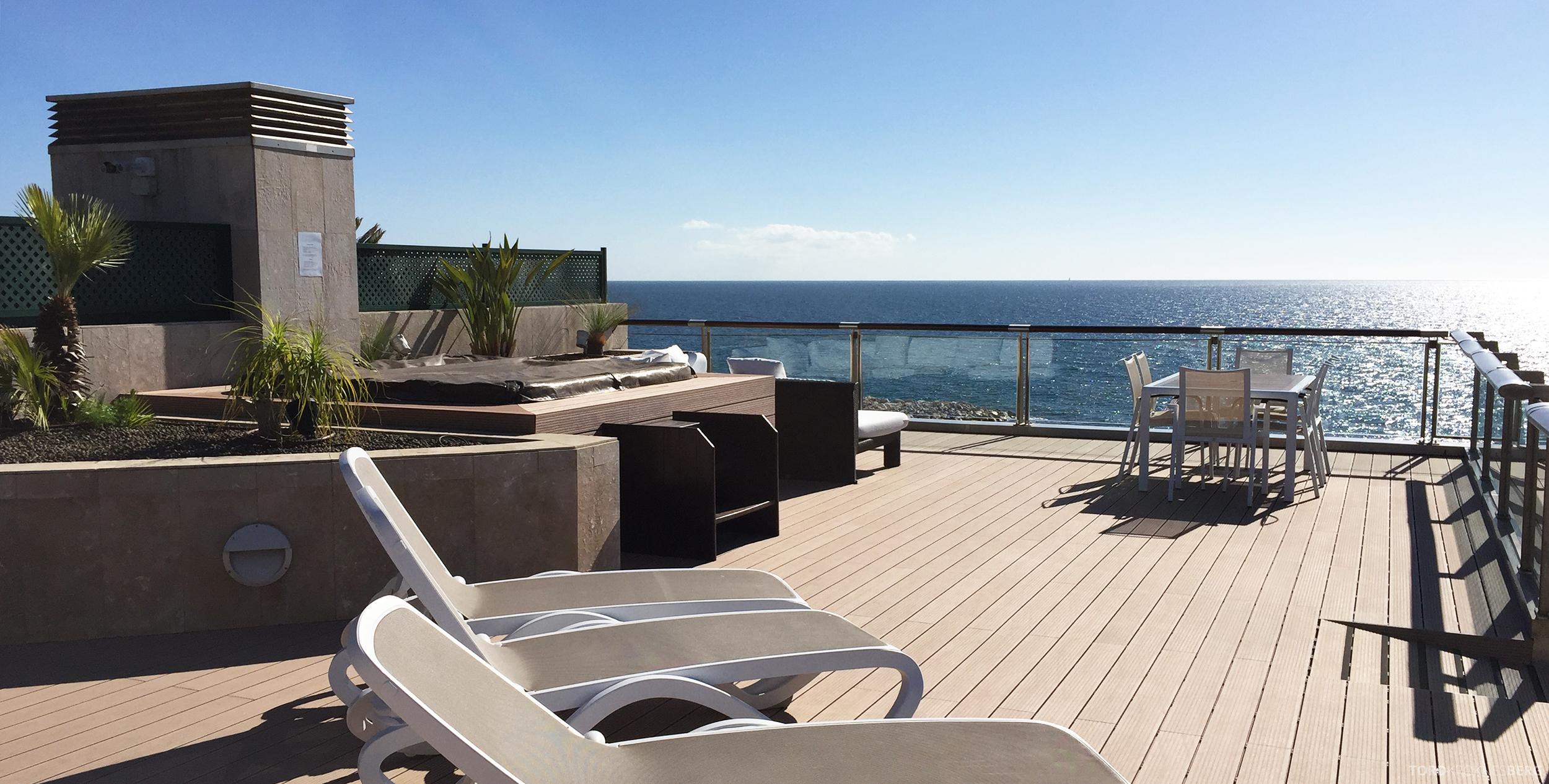 Gran Hotel Guadalpin Banus Marbella terrasse