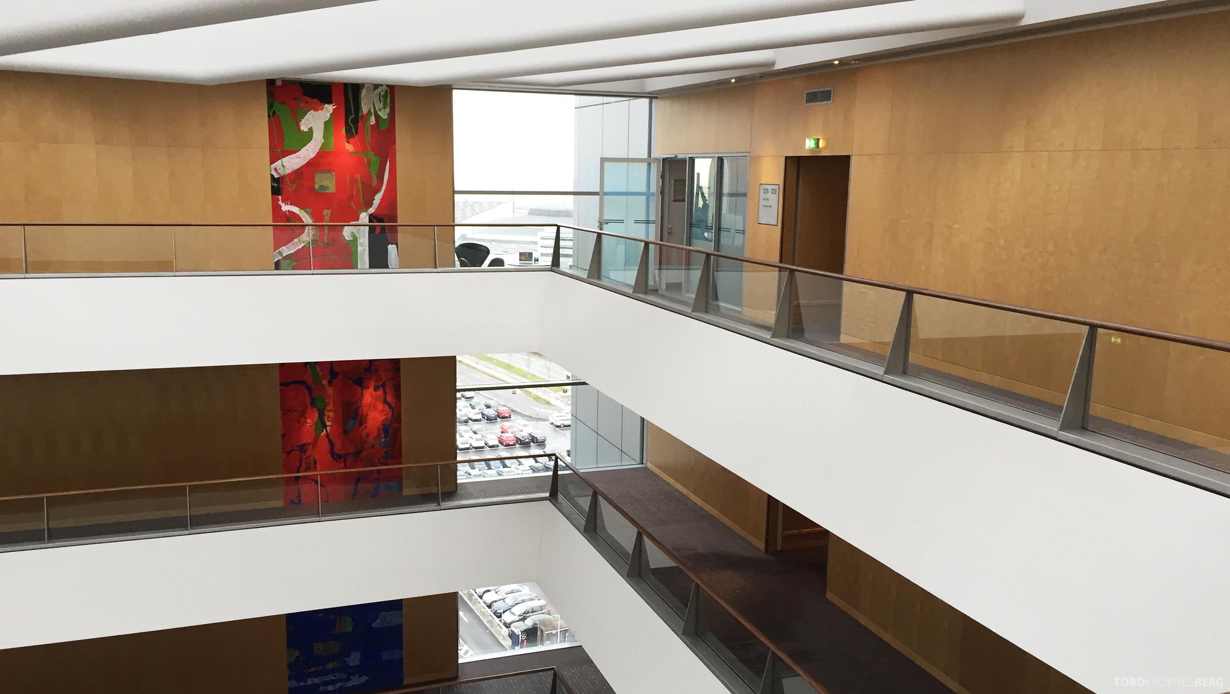 Hilton Copenhagen toppetasje
