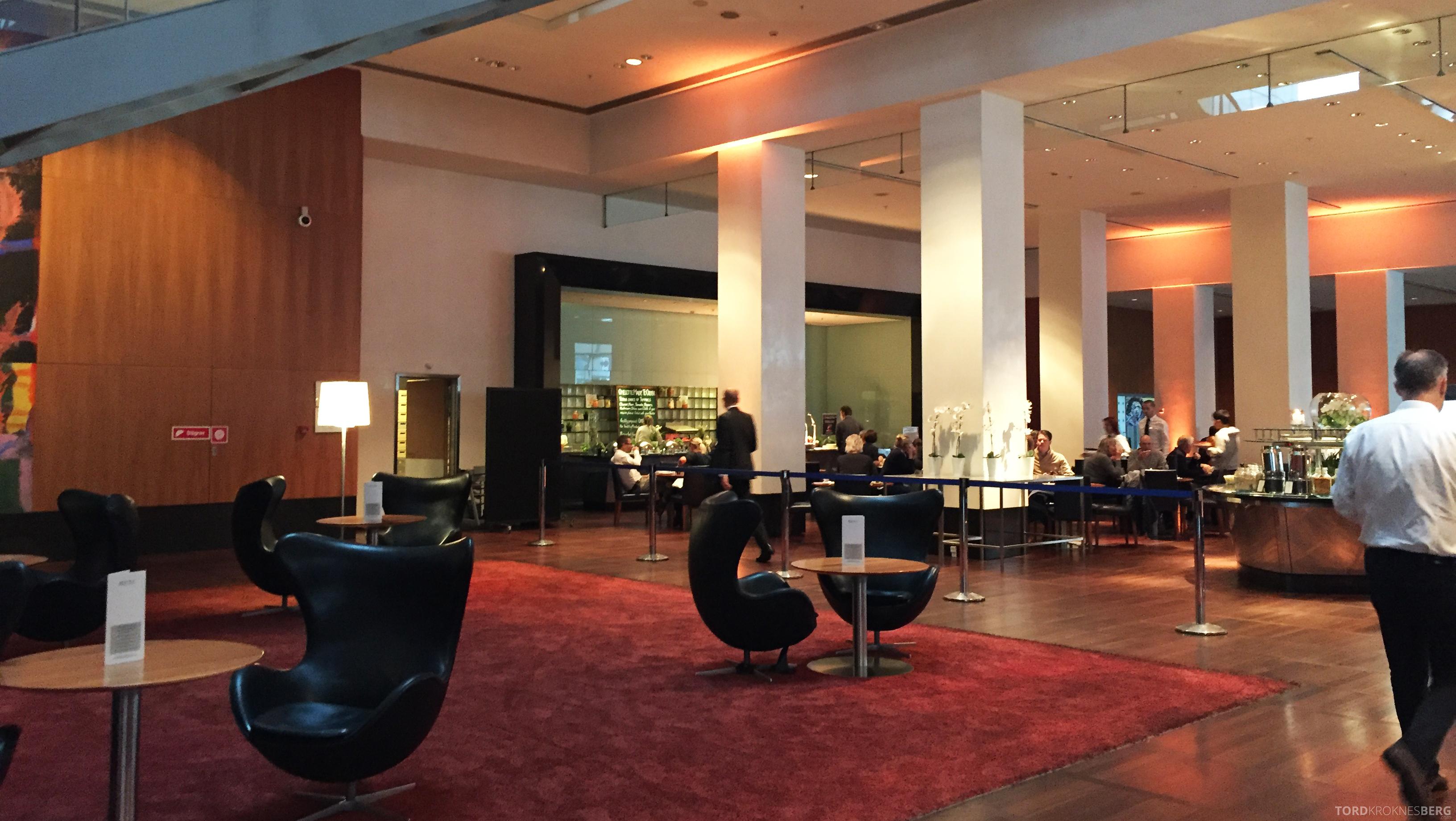 Hilton Copenhagen frokostsal
