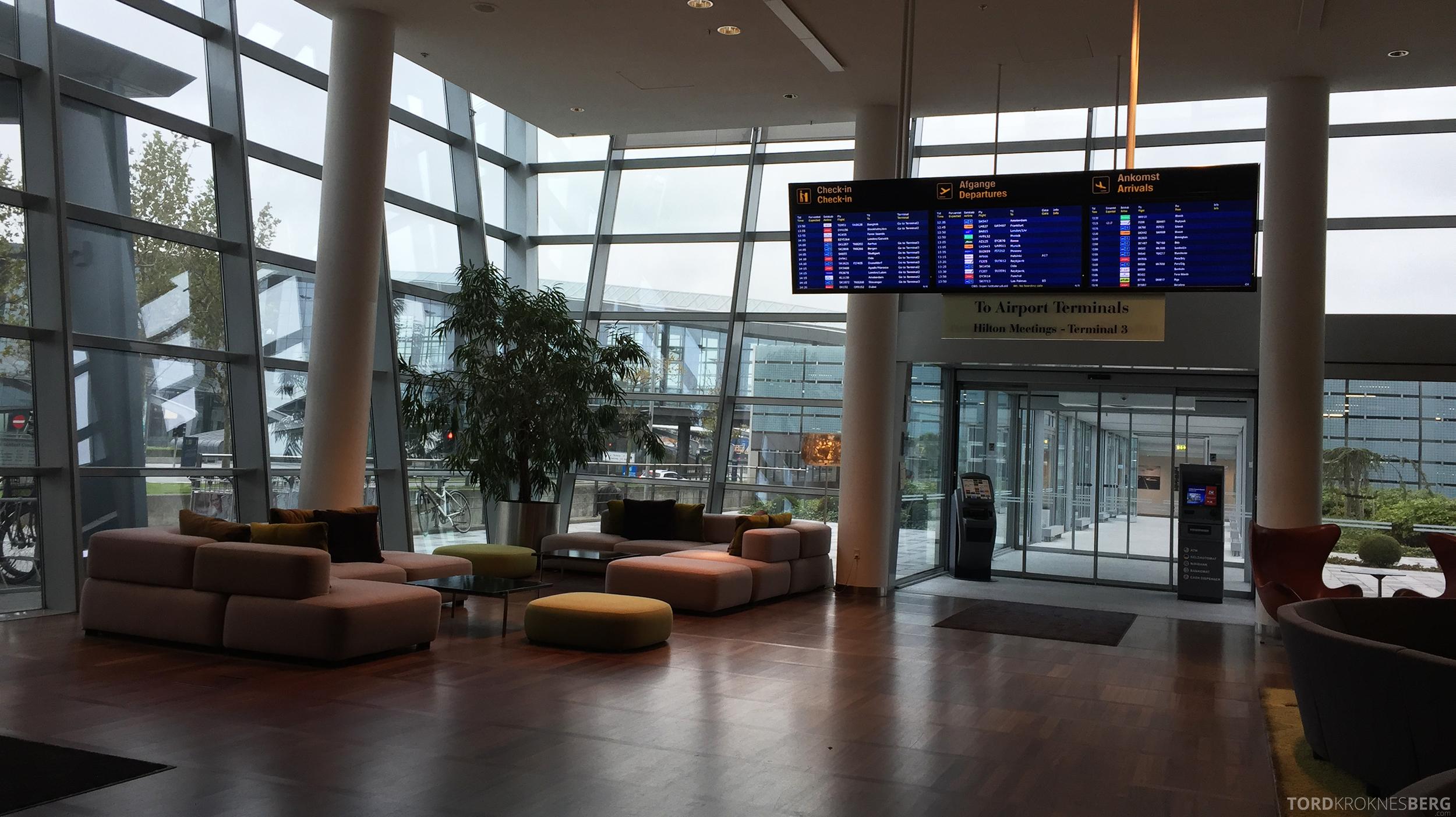 Hilton Copenhagen resepsjon