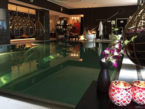 Hilton Copenhagen Ni'Mat spa basseng