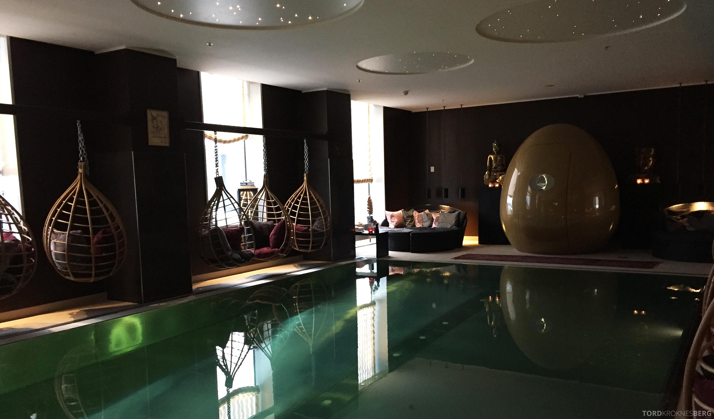 Hilton Copenhagen Ni'Mat spa