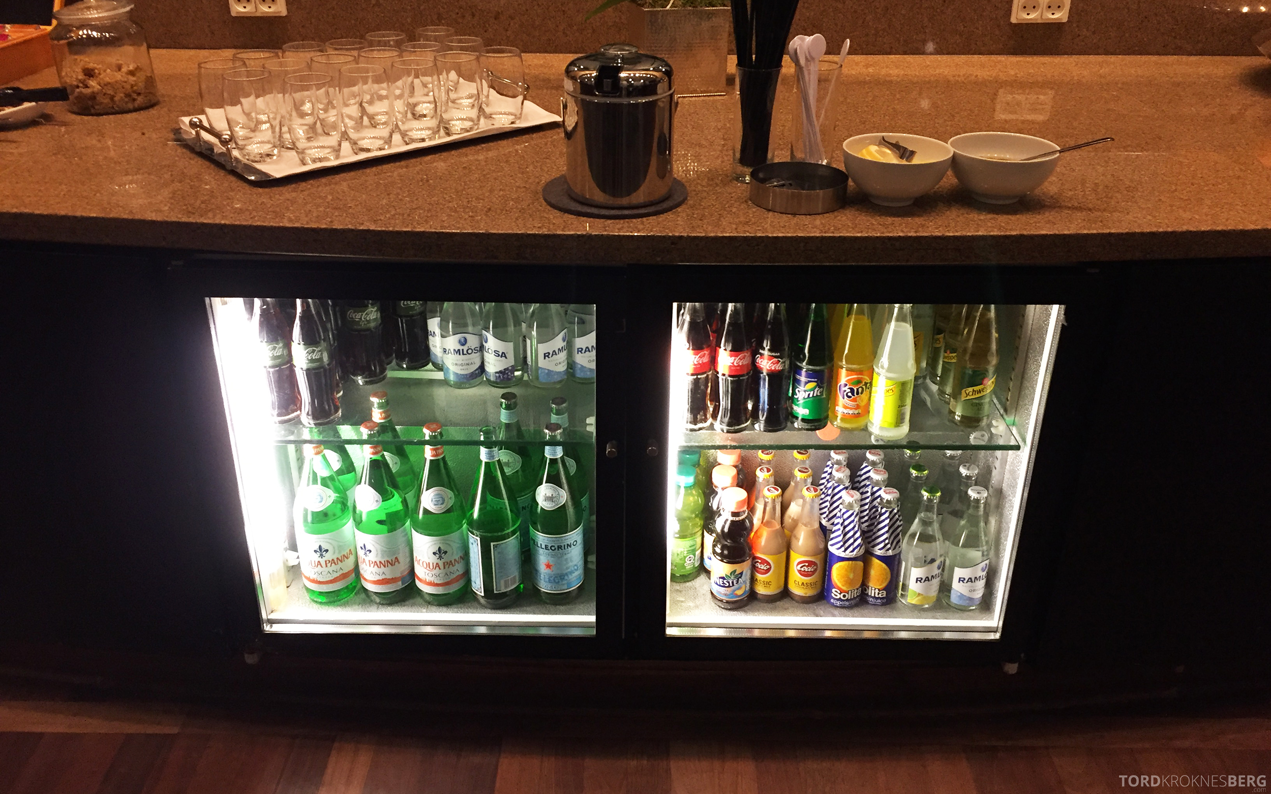Hilton Copenhagen Executive Lounge