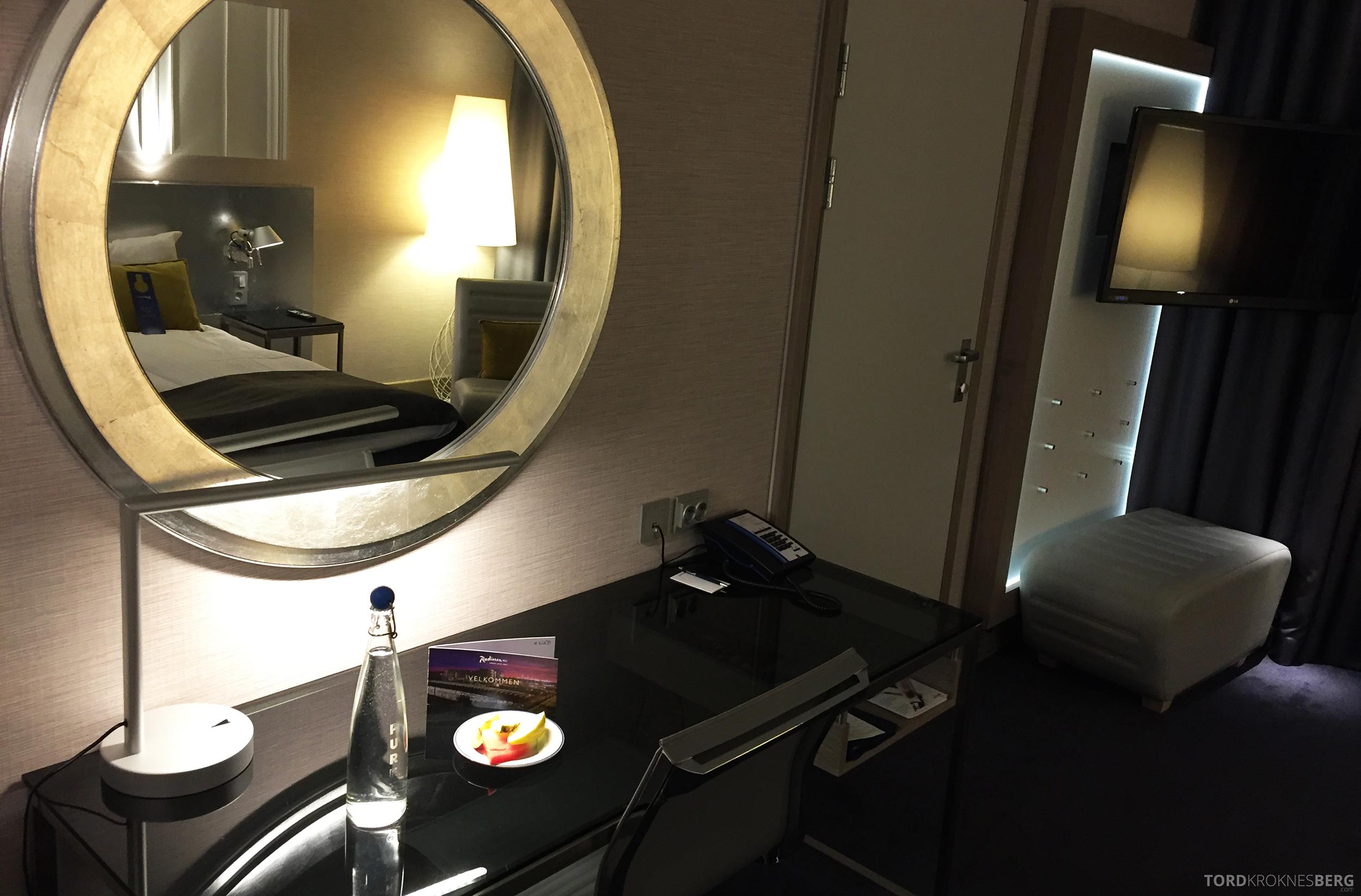 Radisson Blu Airport Hotel Gardermoen rom