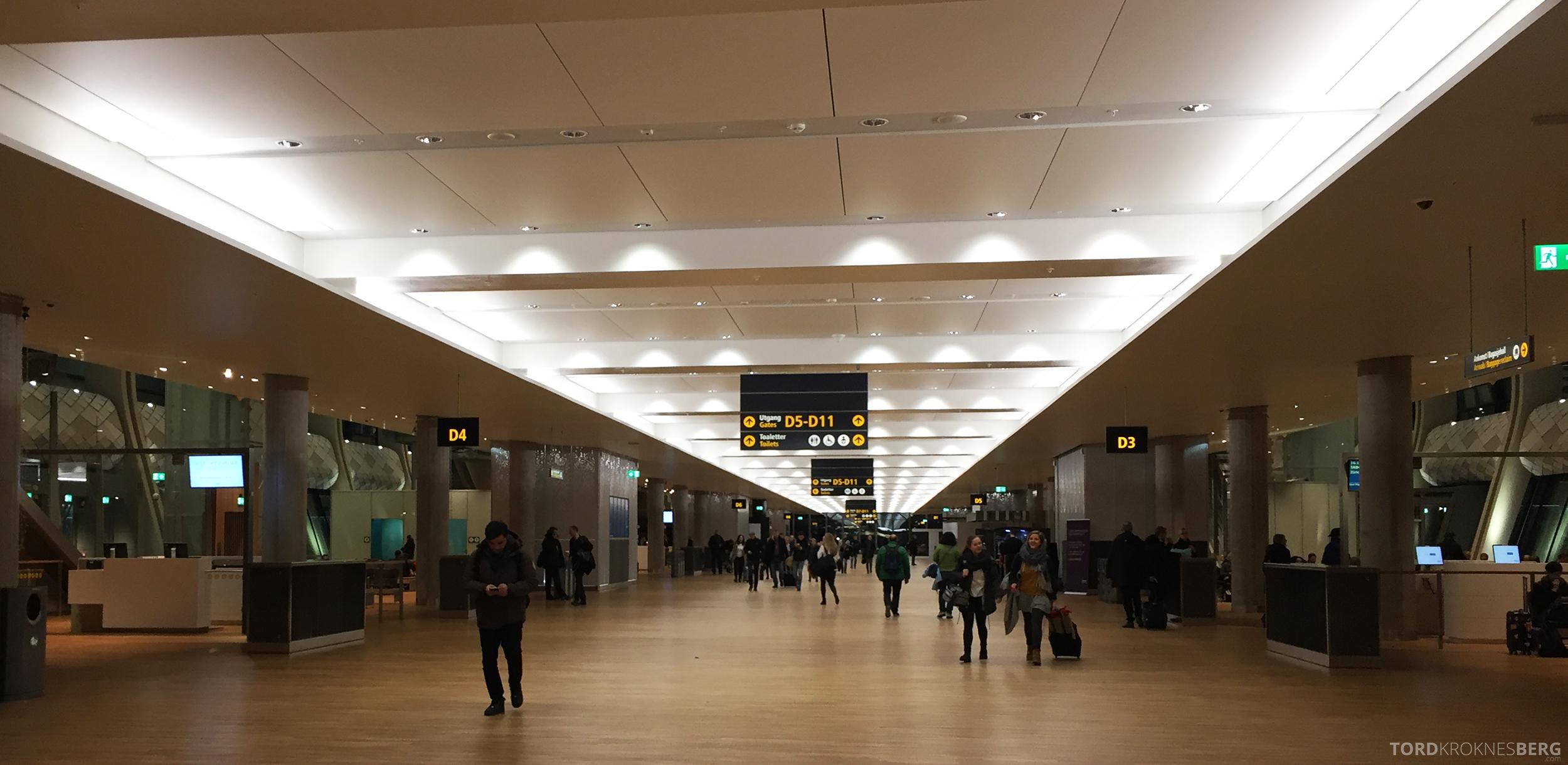 Nye Oslo Lufthavn terminal