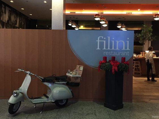 Radisson Blu Zurich Airport Hotel Filini