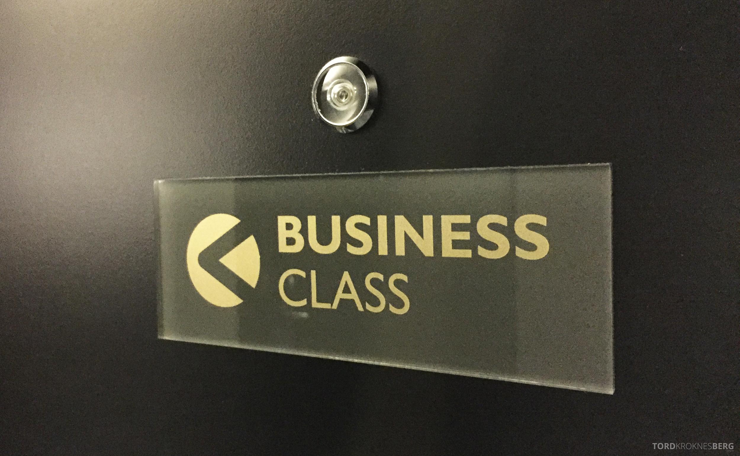 Radisson Blu Zurich Airport Hotel business class