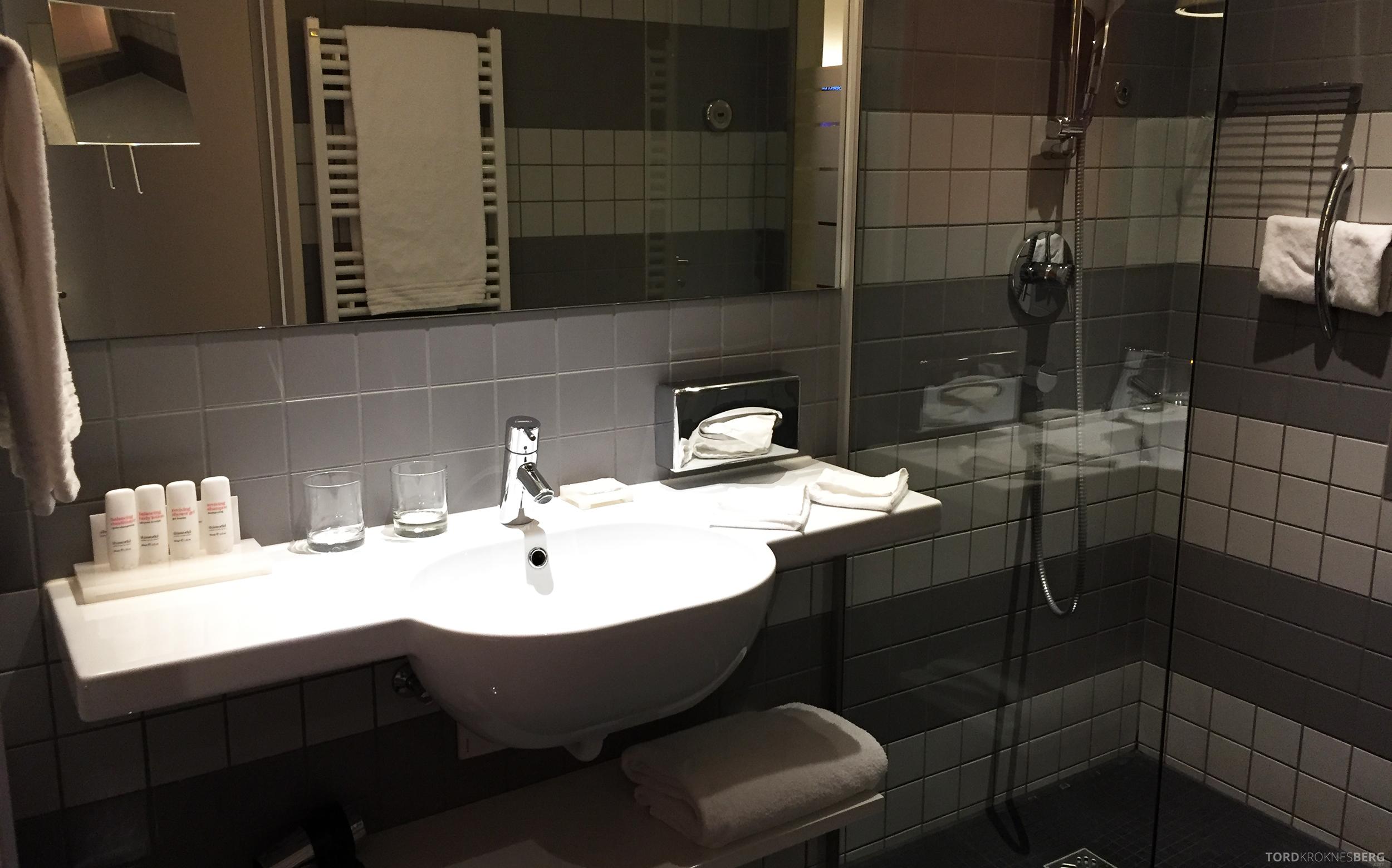Radisson Blu Zurich Airport Hotel bad