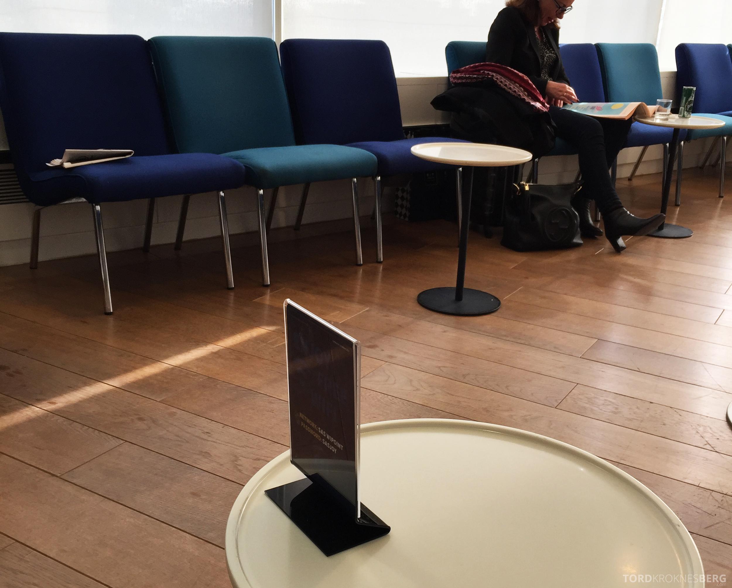 SAS Lounge Paris Wi-Fi