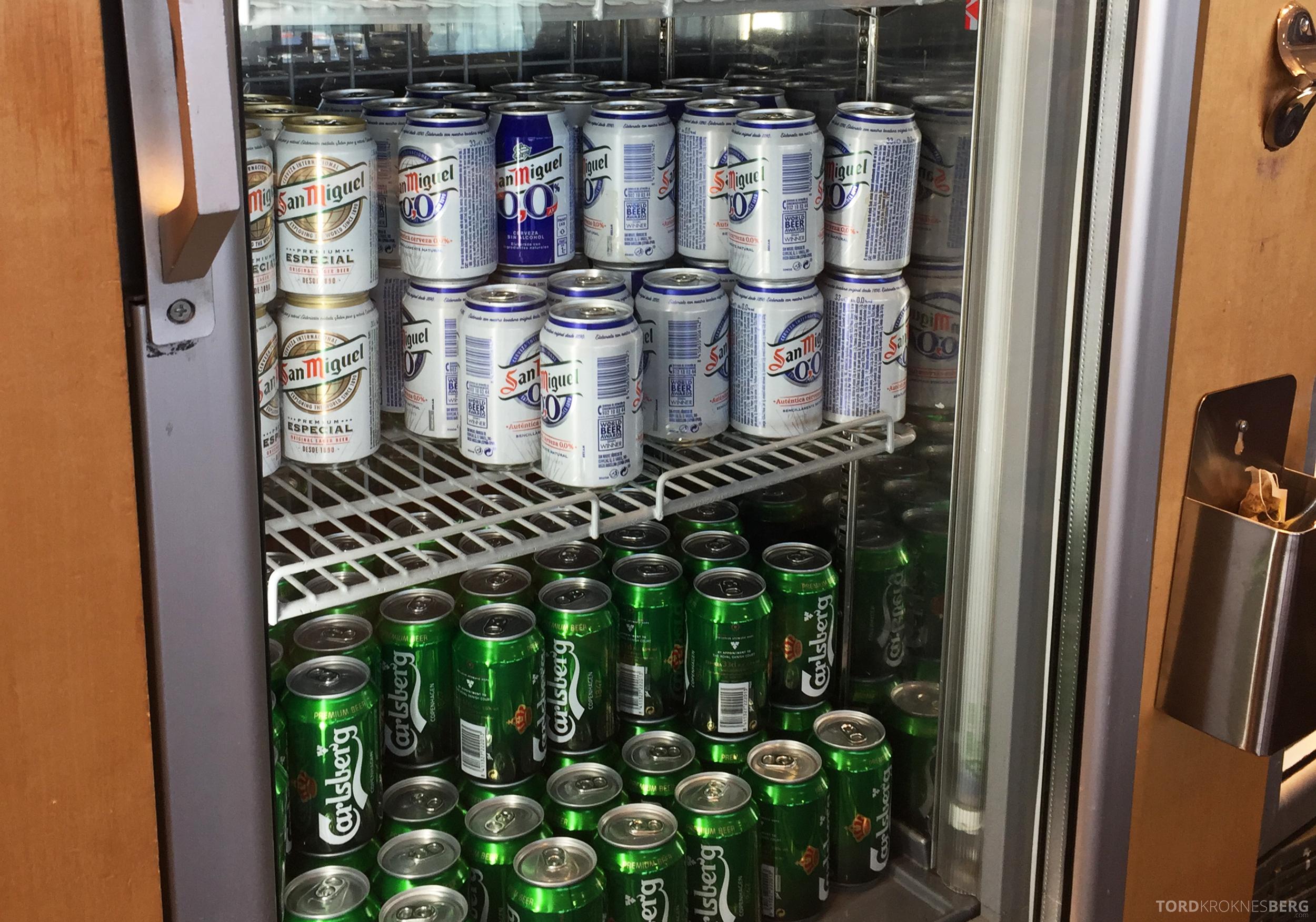 Sala VIP Lounge Malaga øl