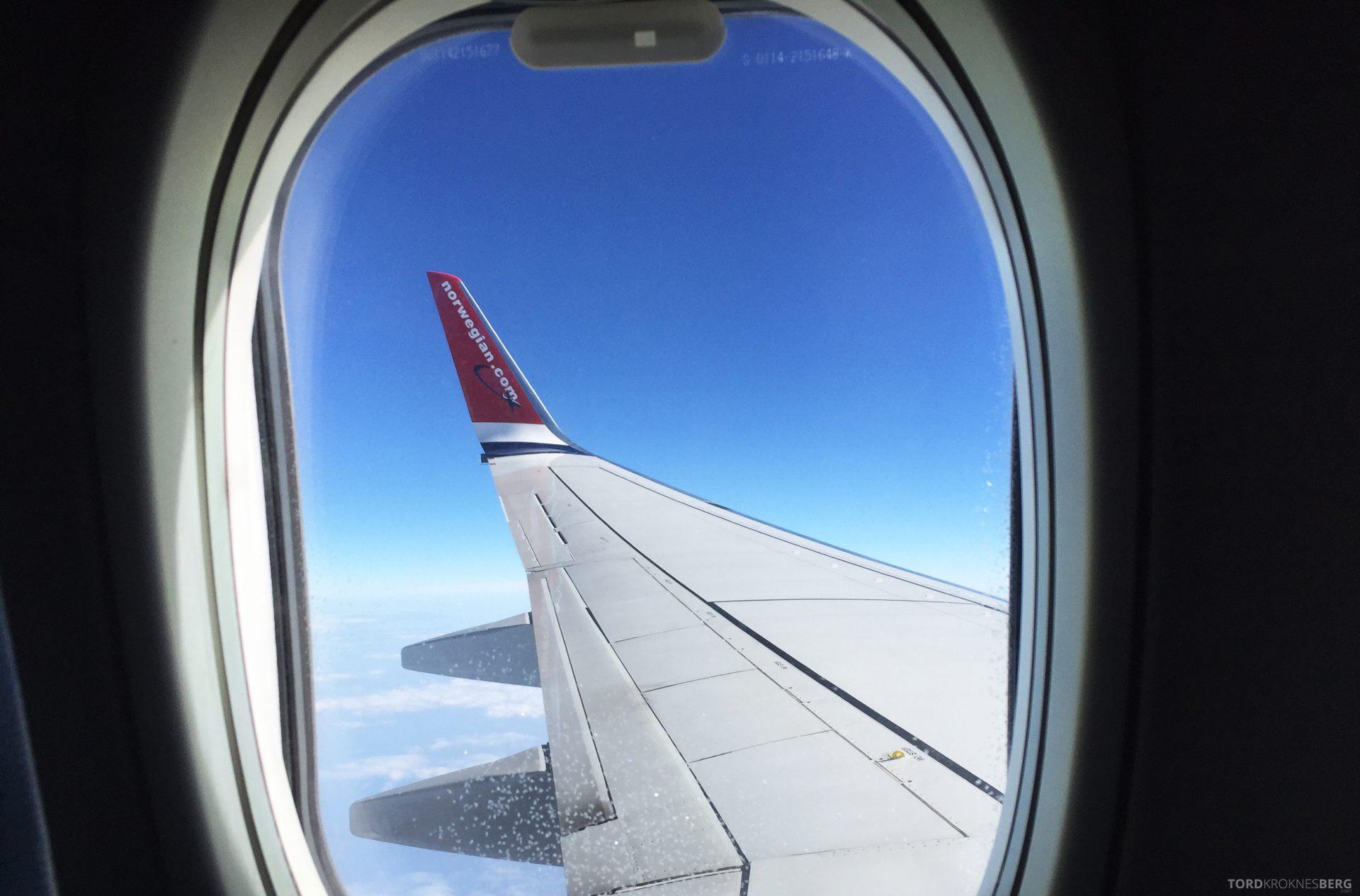 Norwegian Charter Trondheim Las Palmas