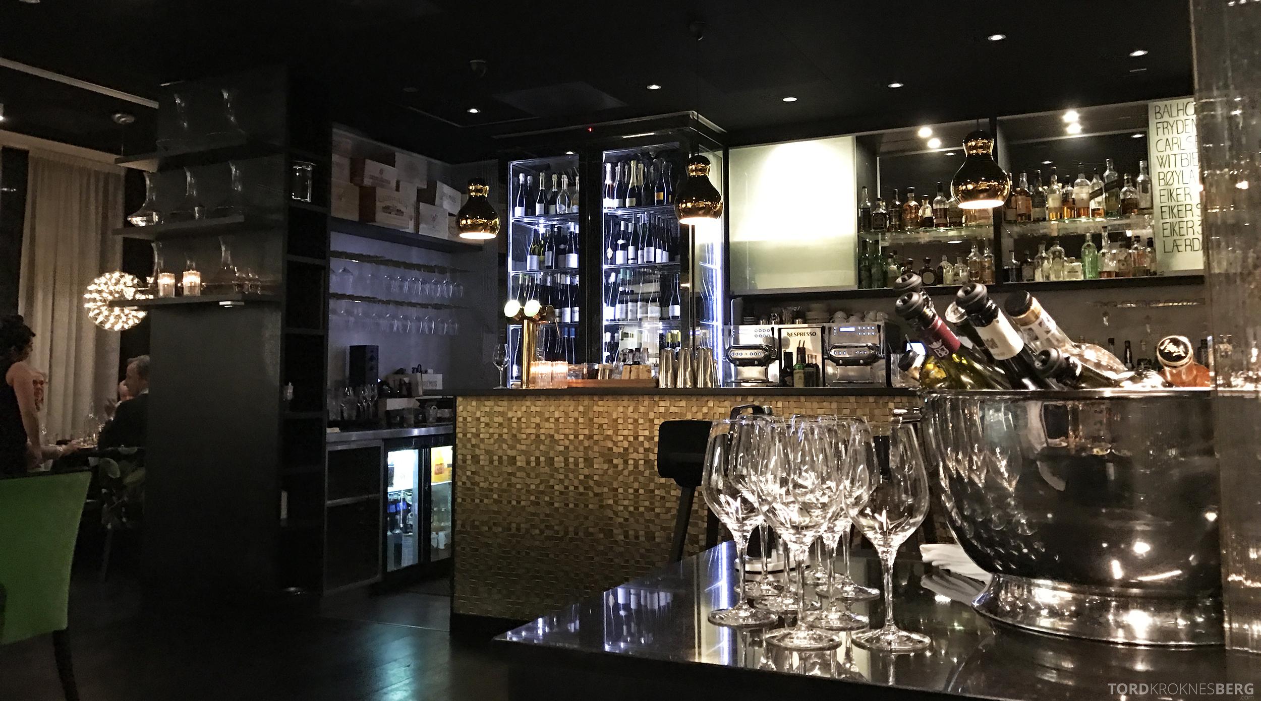 Brasserie Paleo Oslo detaljer