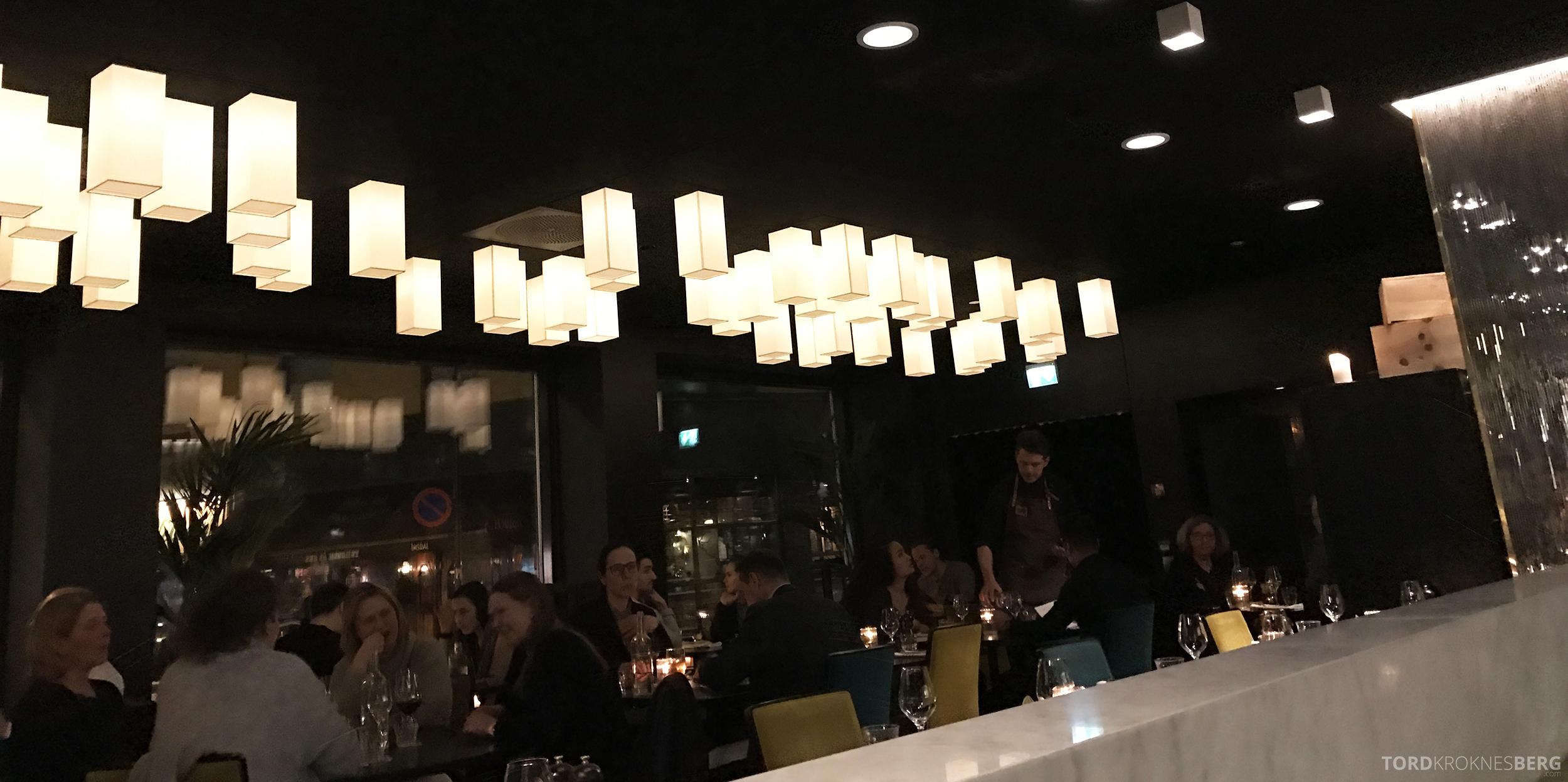 Brasserie Paleo Oslo stemning