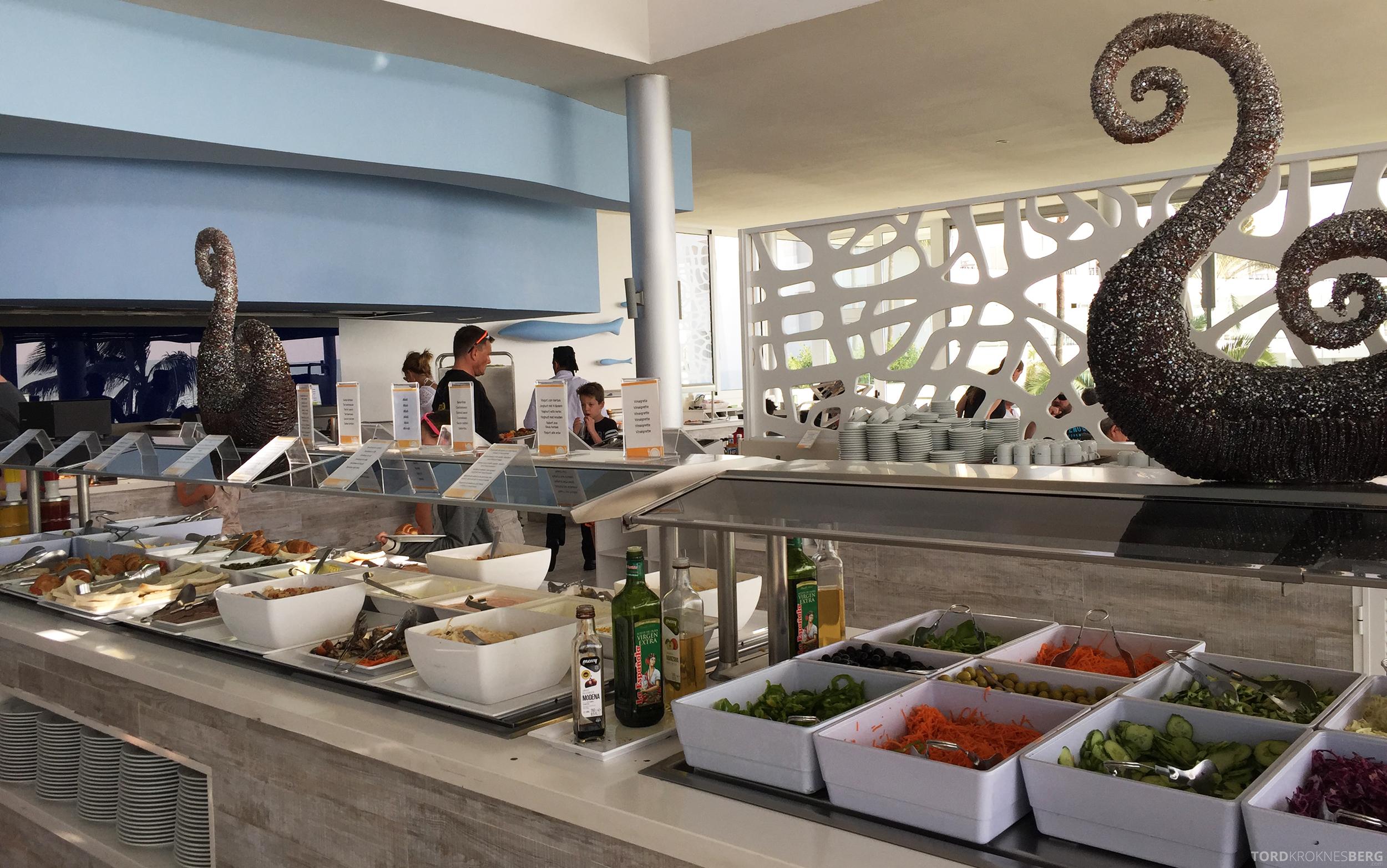 ClubHotel RIU Gran Canaria lunch