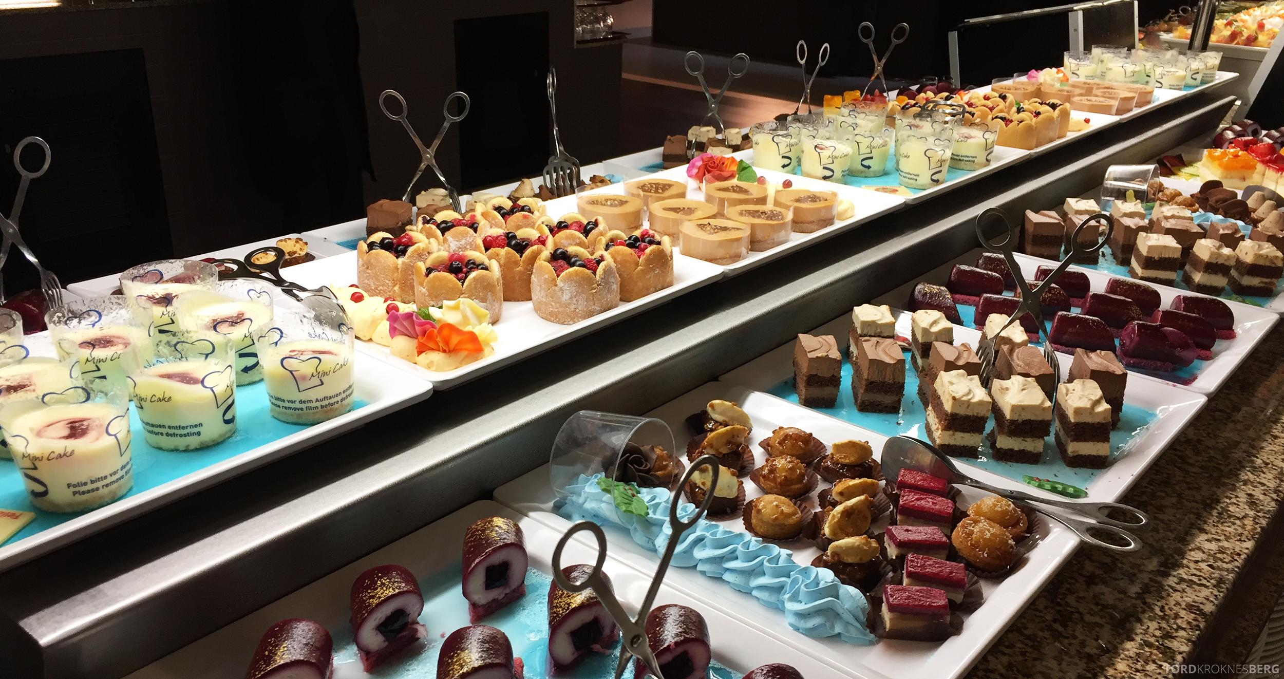 ClubHotel RIU Gran Canaria dessertbuffet