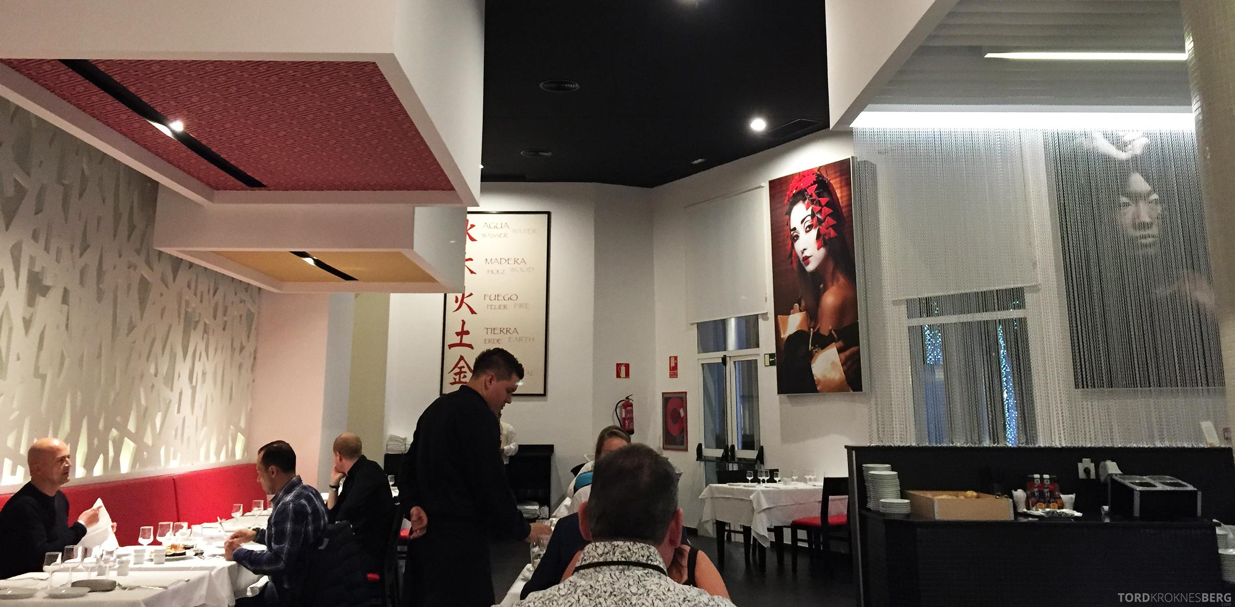 ClubHotel RIU Gran Canaria restaurant Kaori
