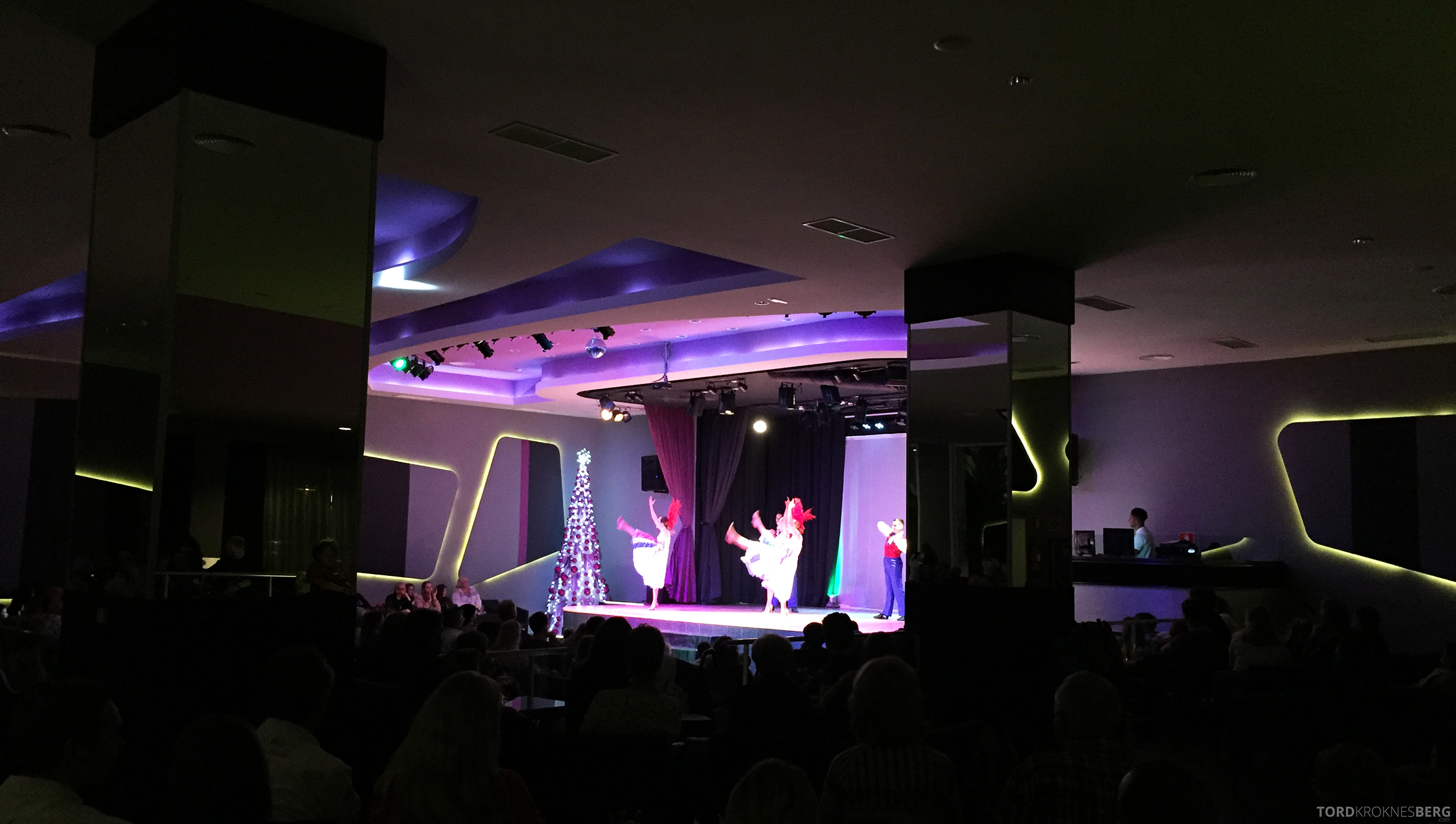 ClubHotel RIU Gran Canaria underholdning