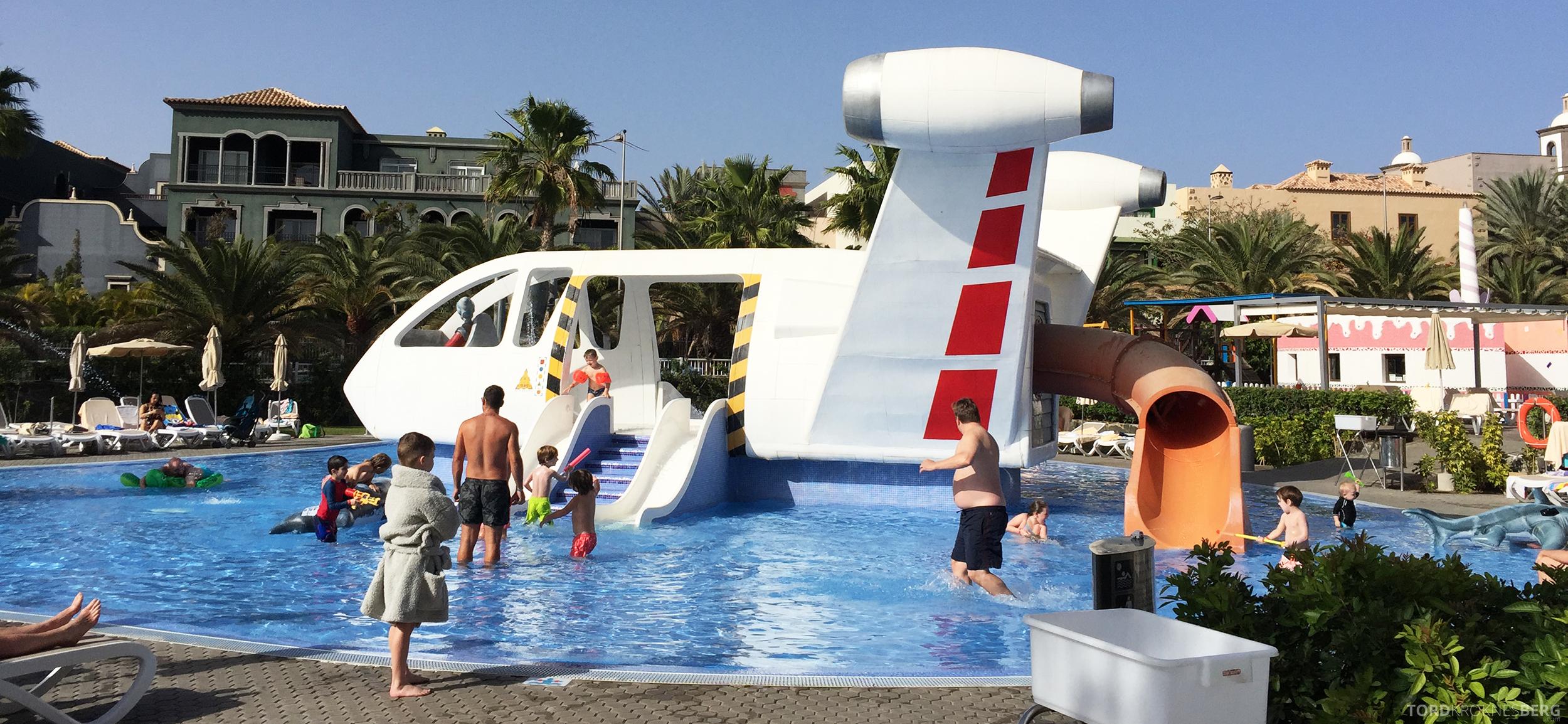 ClubHotel RIU Gran Canaria barnebasseng
