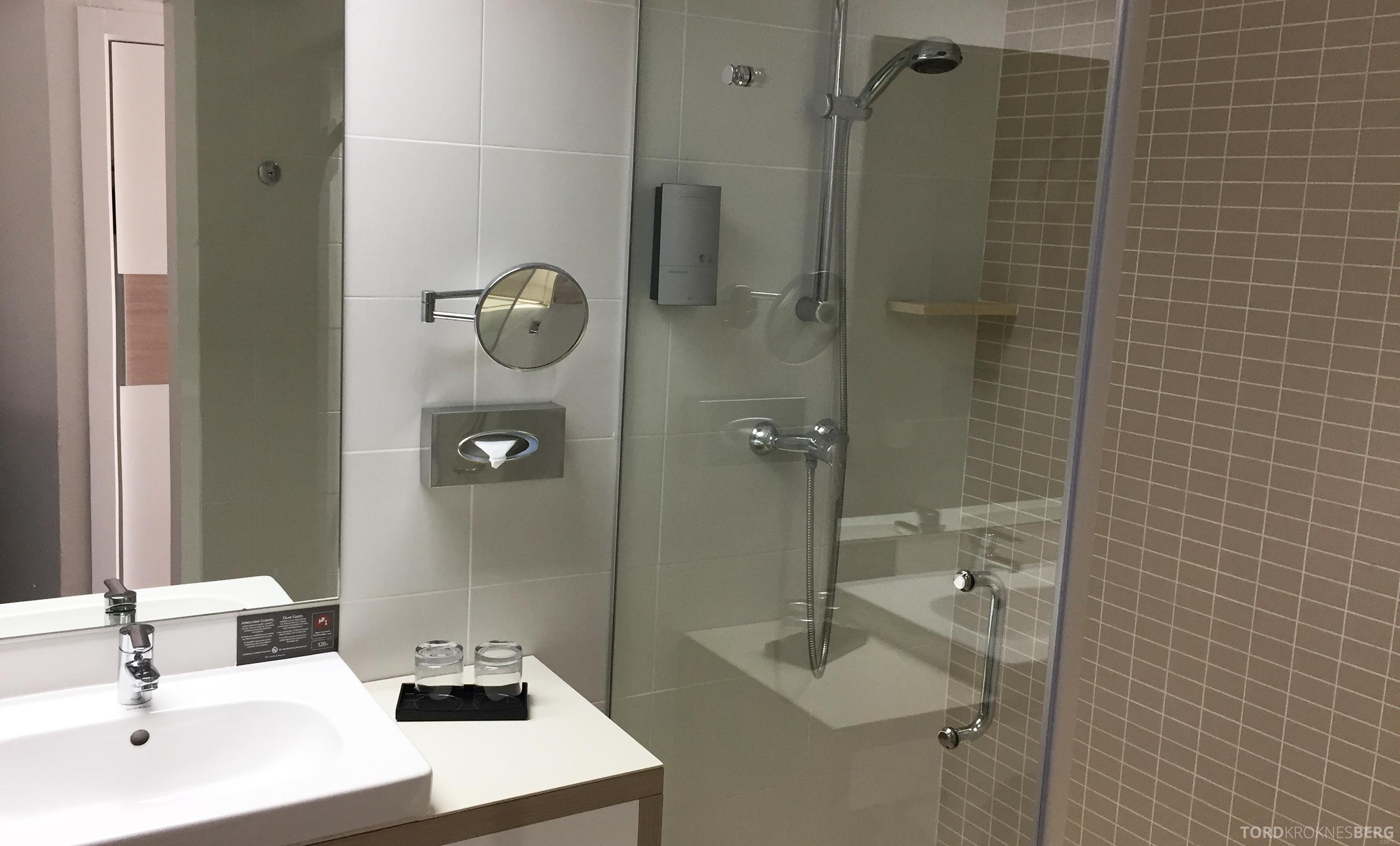 ClubHotel RIU Gran Canaria dusj