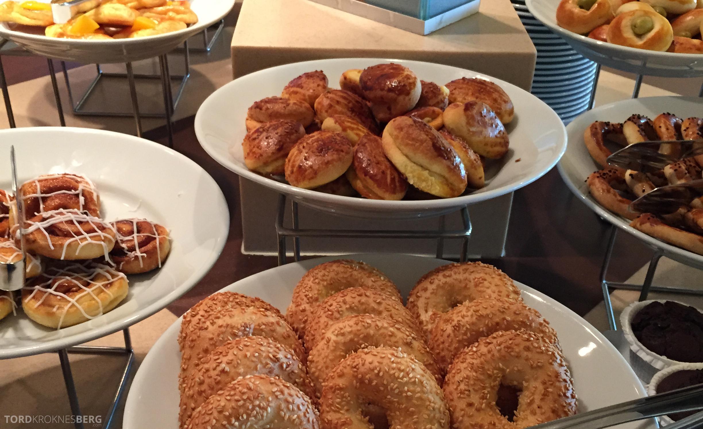 Renaissance Polat Istanbul Hotel frokost brød