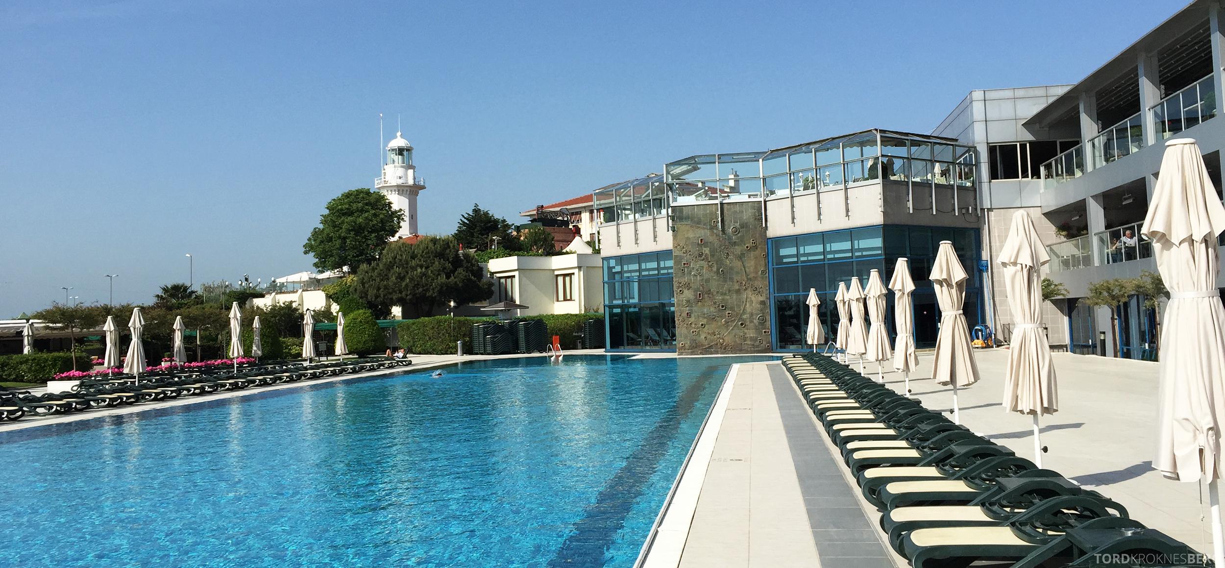 Renaissance Polat Istanbul Hotel basseng