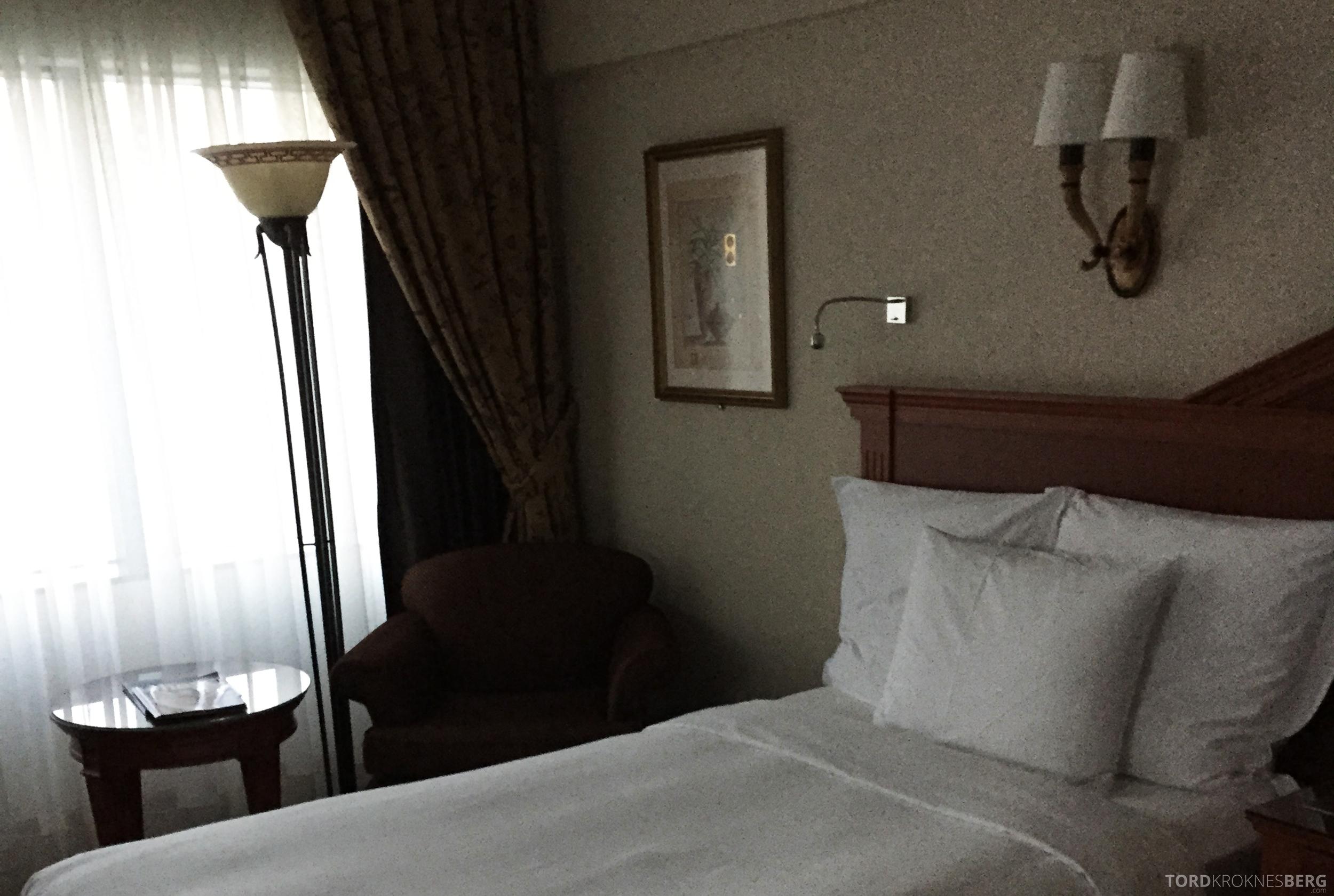 Renaissance Polat Istanbul Hotel Executive Room