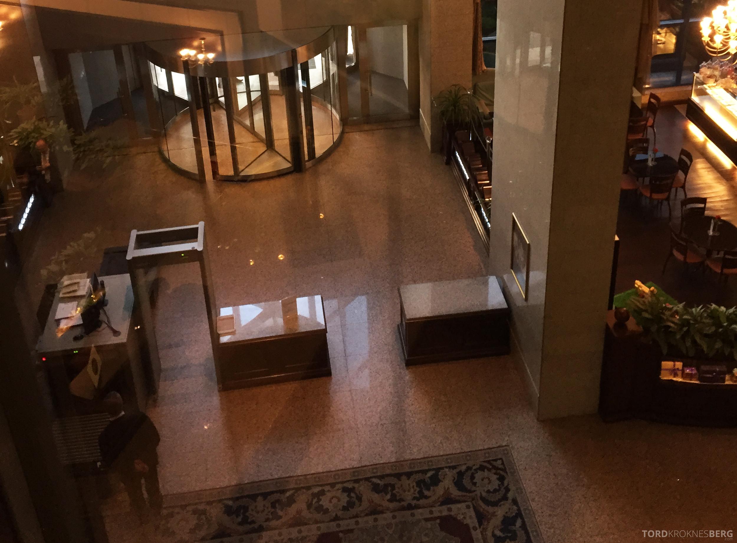 Renaissance Polat Istanbul Hotel sikkerhet