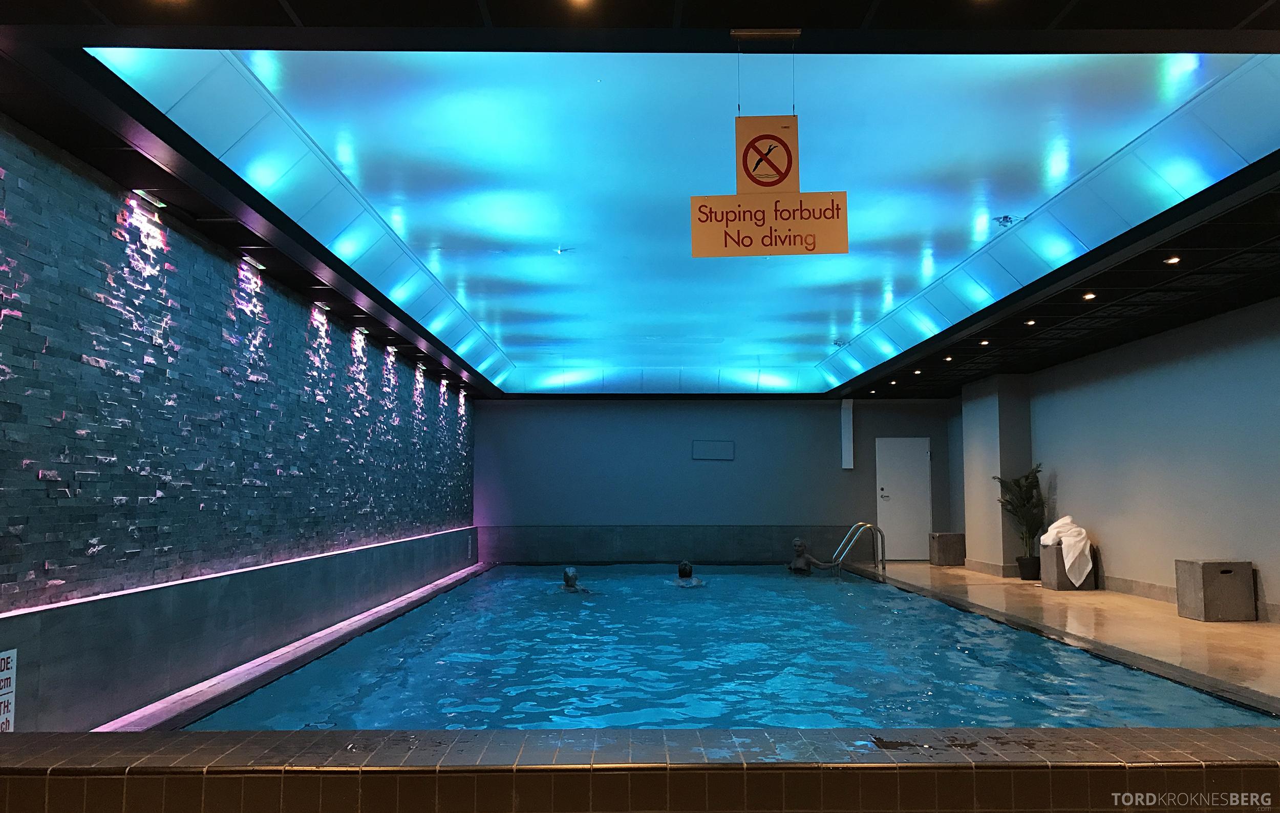 Radisson Blu Scandinavia Hotel svømmebasseng